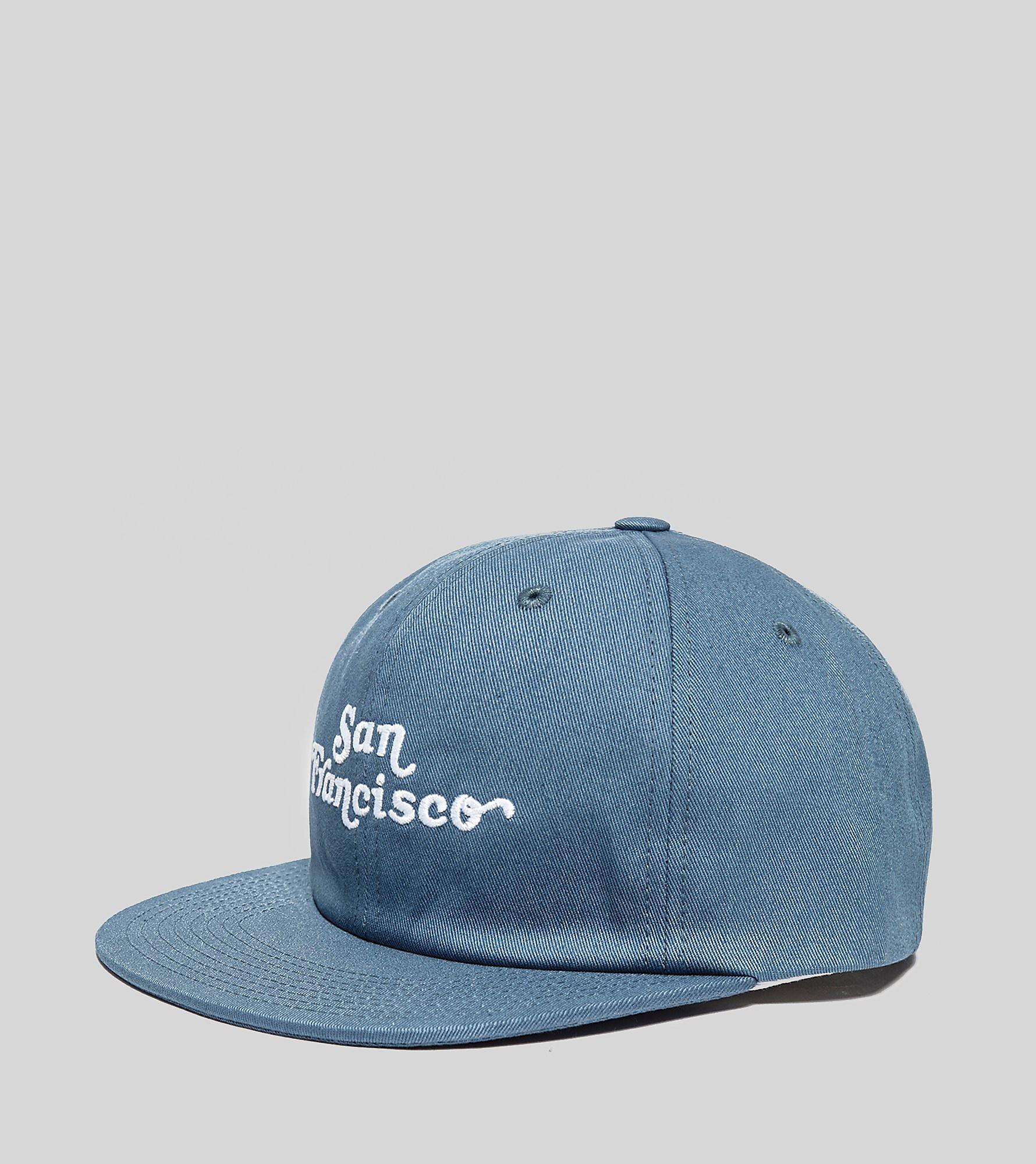 HUF San Francisco Snapback Cap