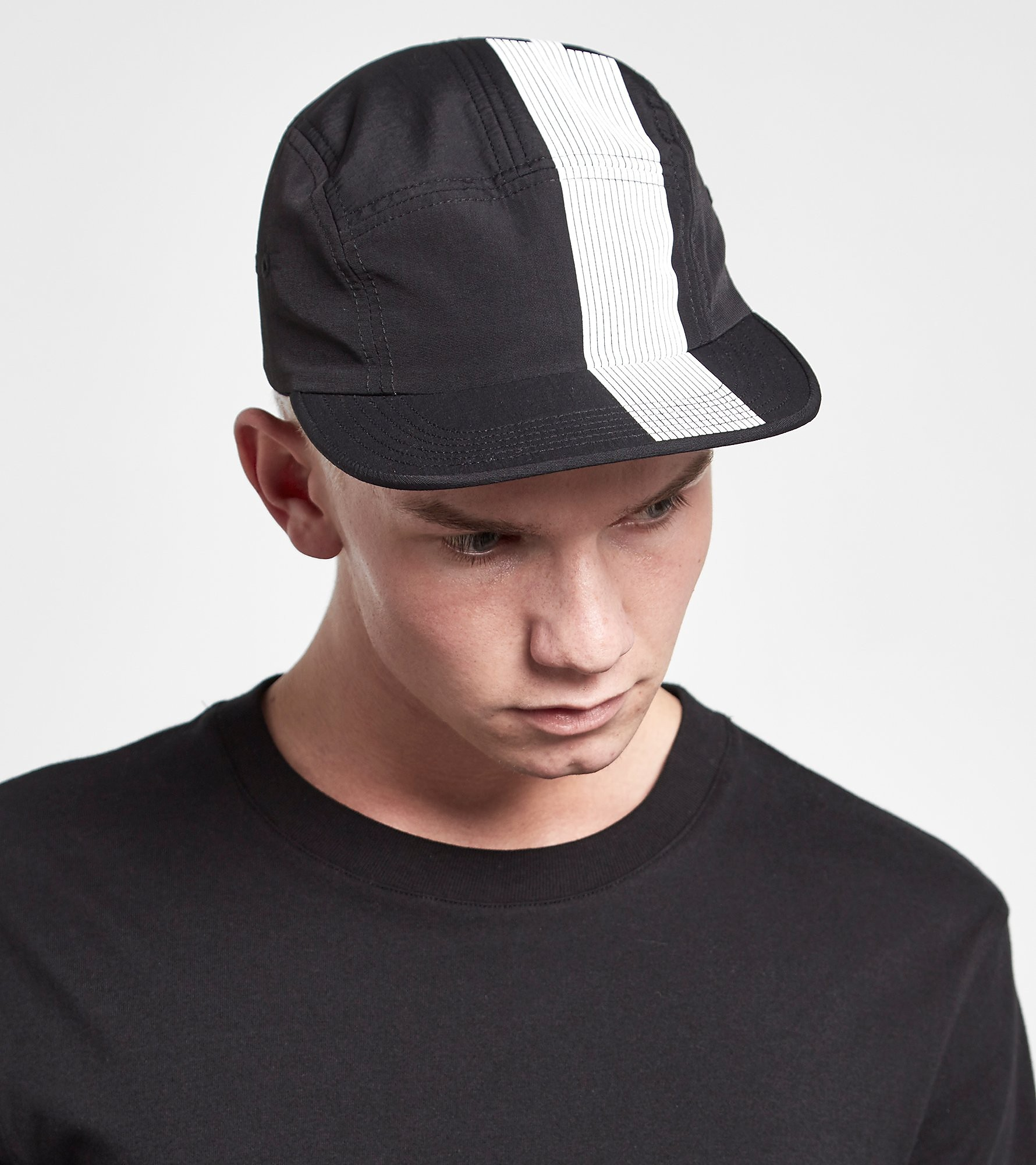 HUF 10K Stripe 5 Panel Cap