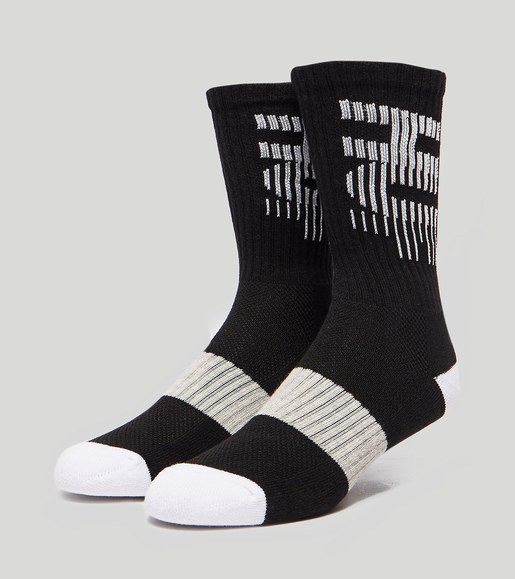 HUF 10k Crew Socks
