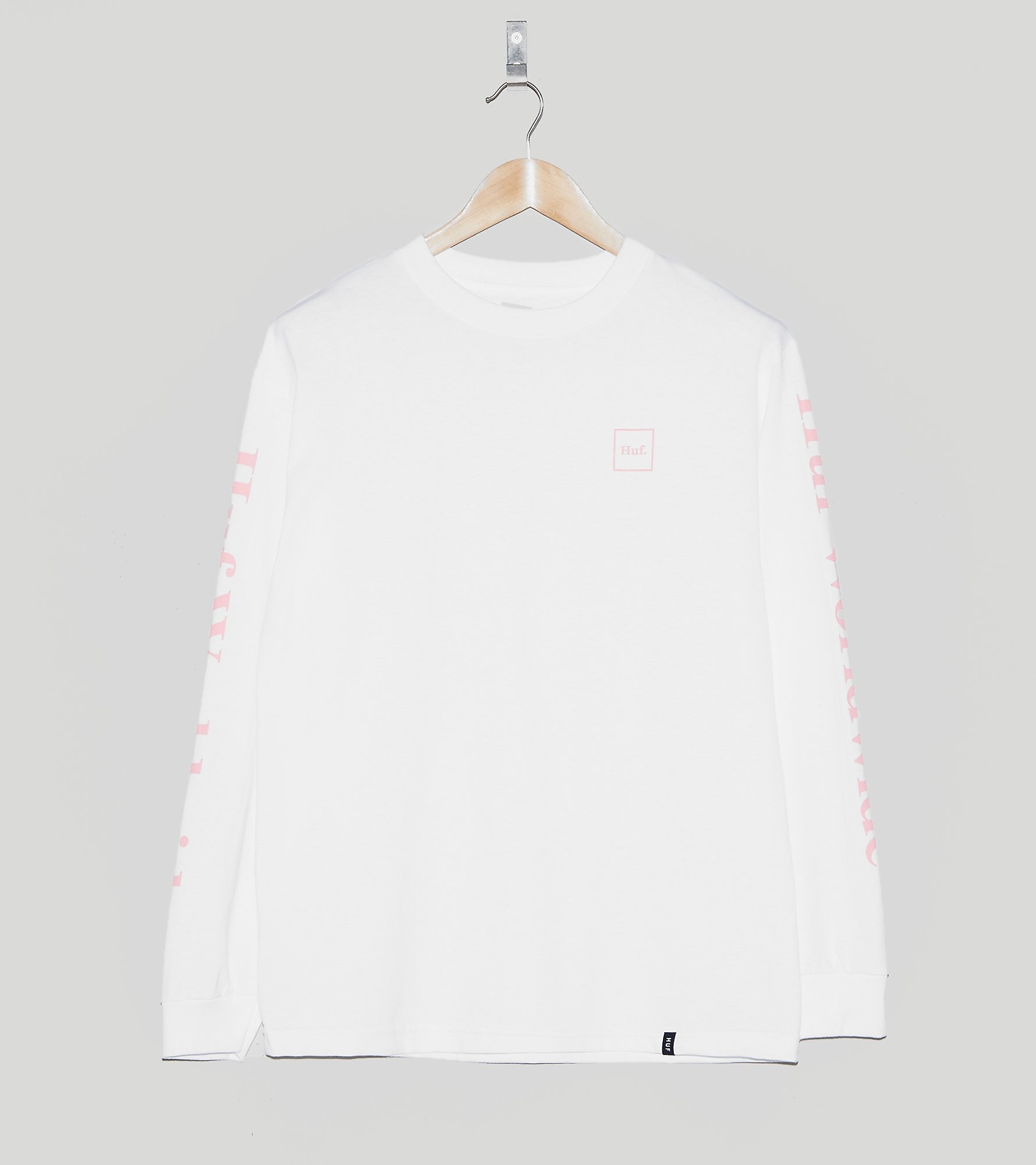 HUF Long-Sleeved Domestic T-Shirt