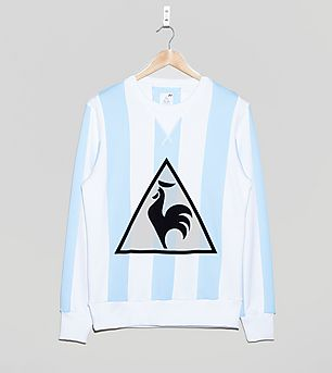 Le Coq Sportif Home Sweatshirt