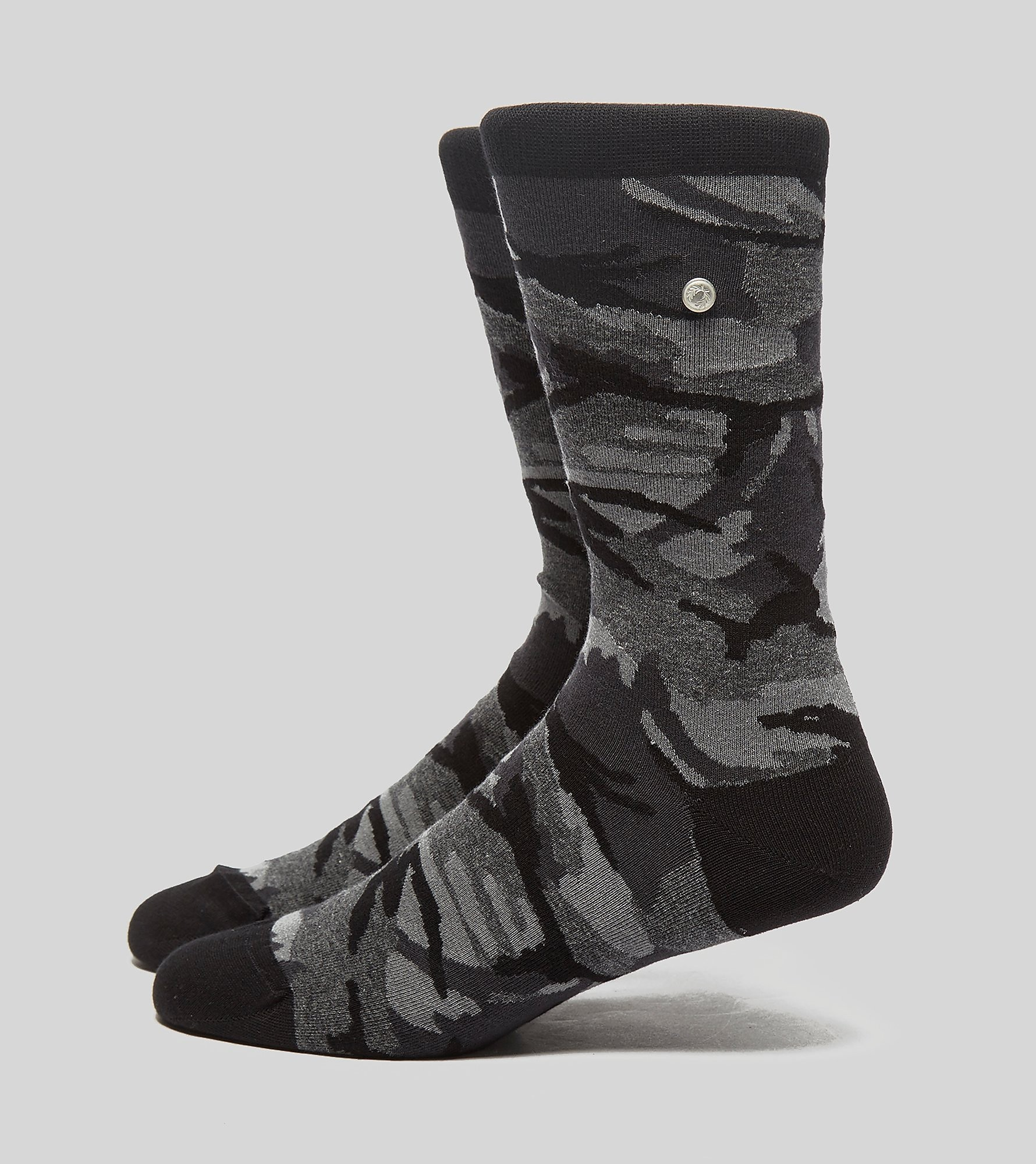 Fred Perry Tonal Camo Socks