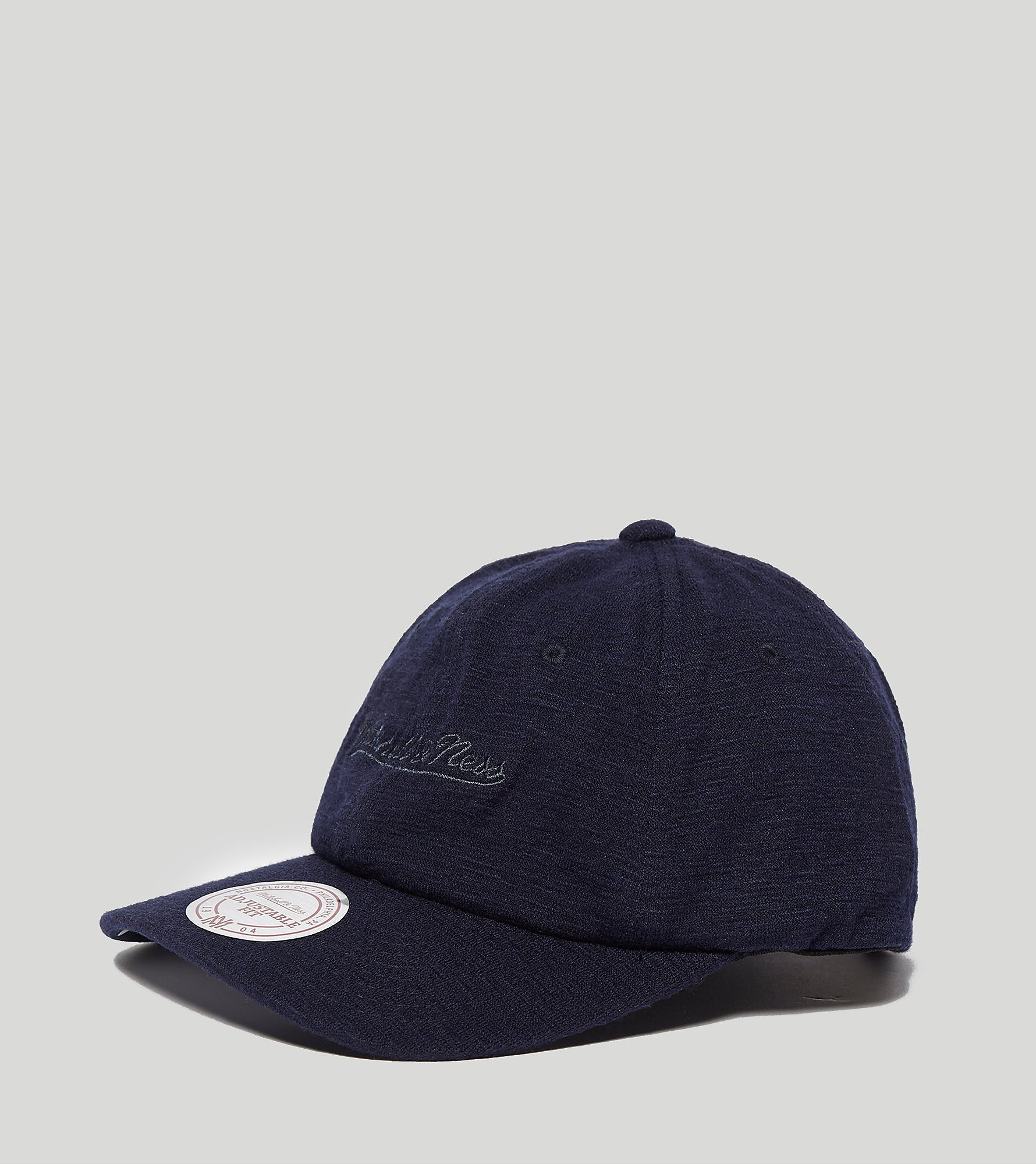 Mitchell & Ness Space Knit Curved Visor Cap - size? Exclusive