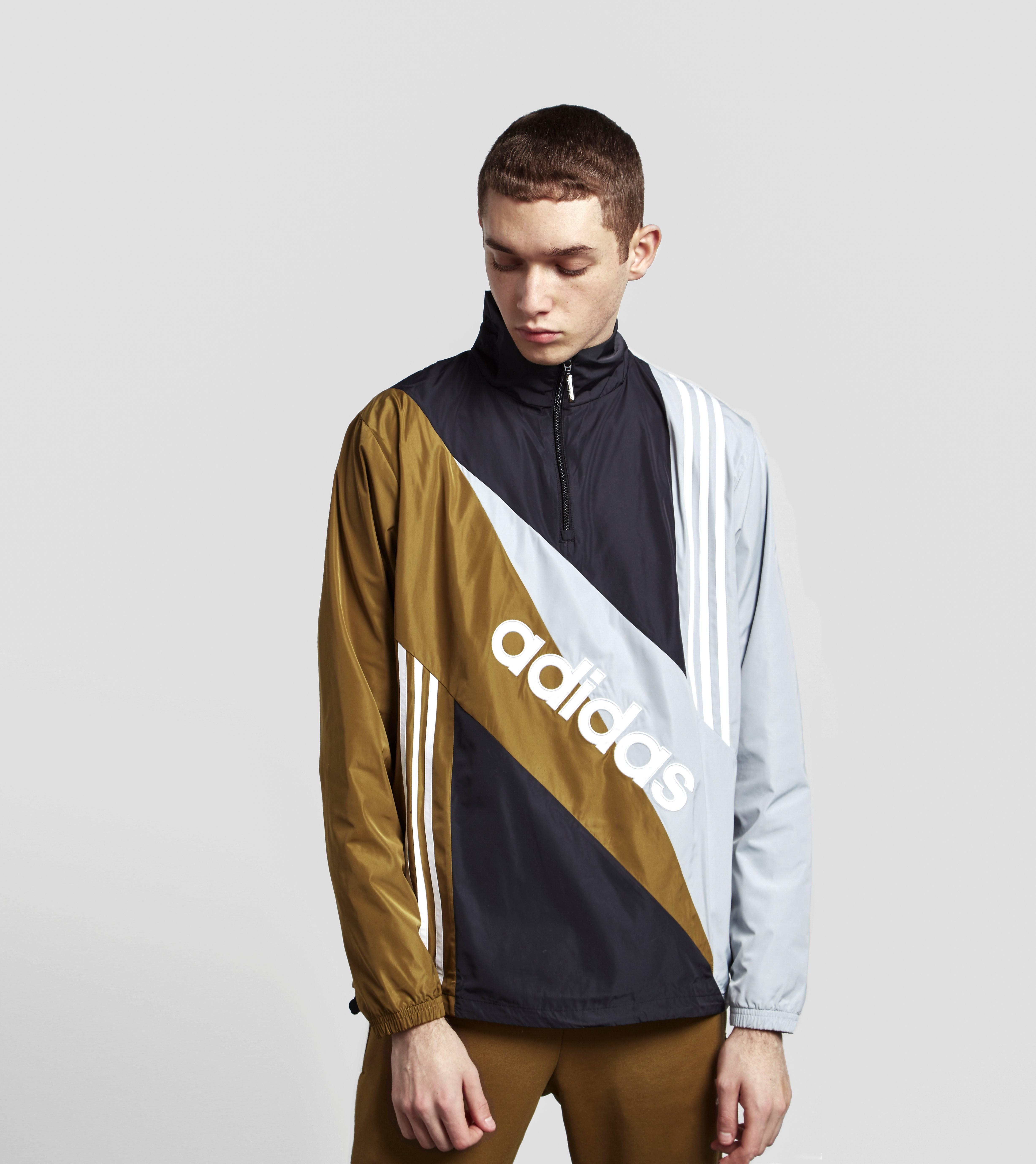 adidas Originals Linear Windbreaker Jacket - size? Exclusive