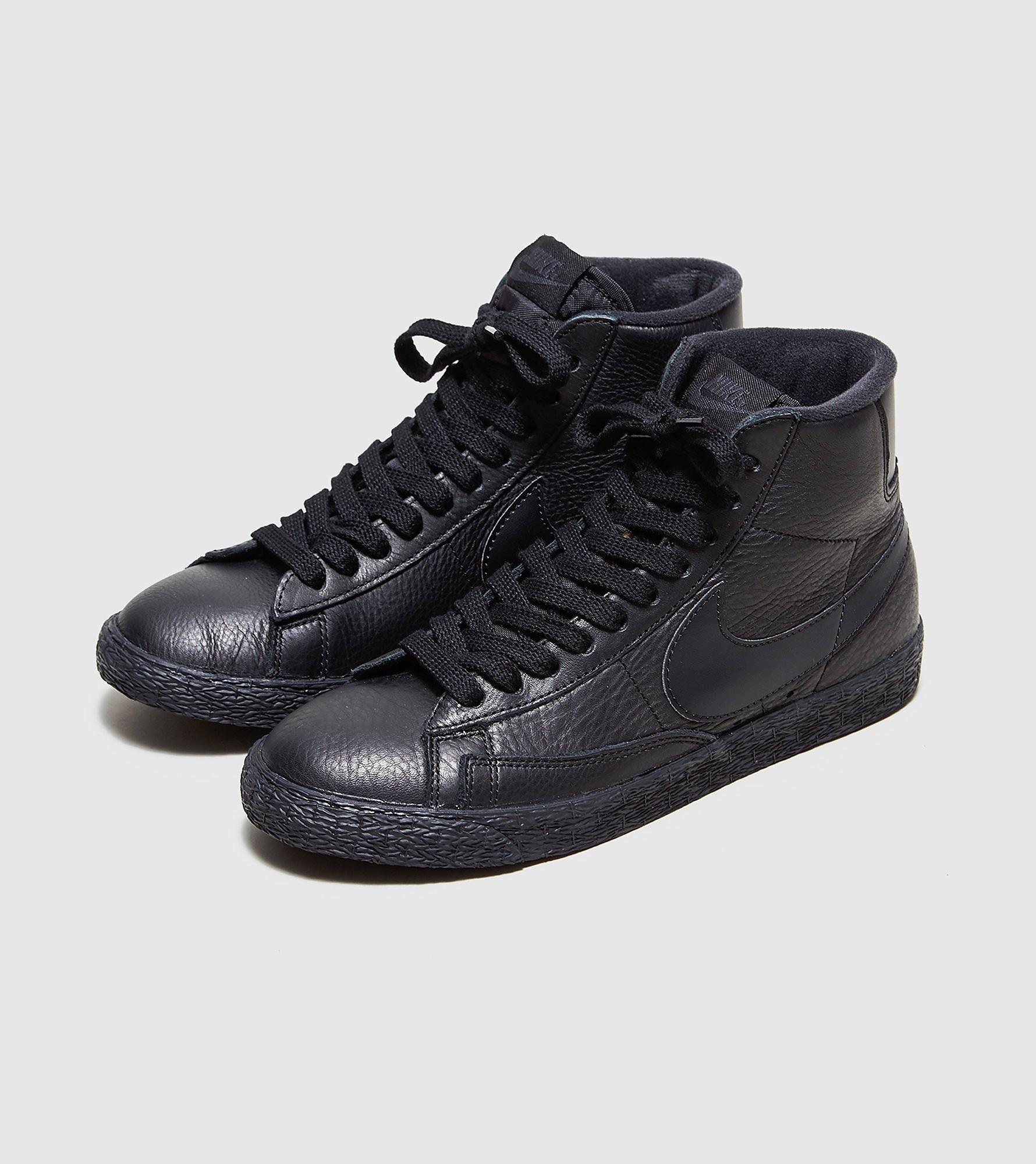 Nike Blazer Leather Women's