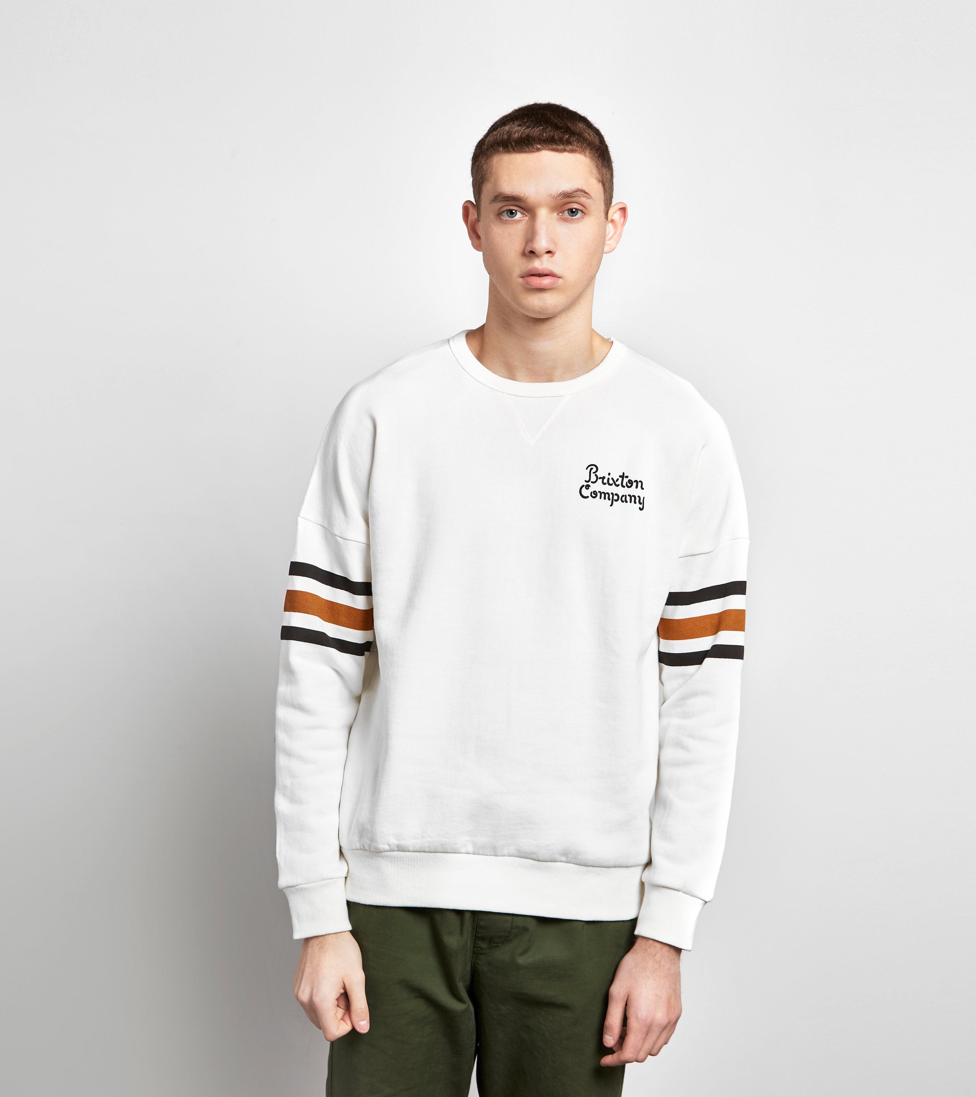 Brixton Barton Crew Sweatshirt