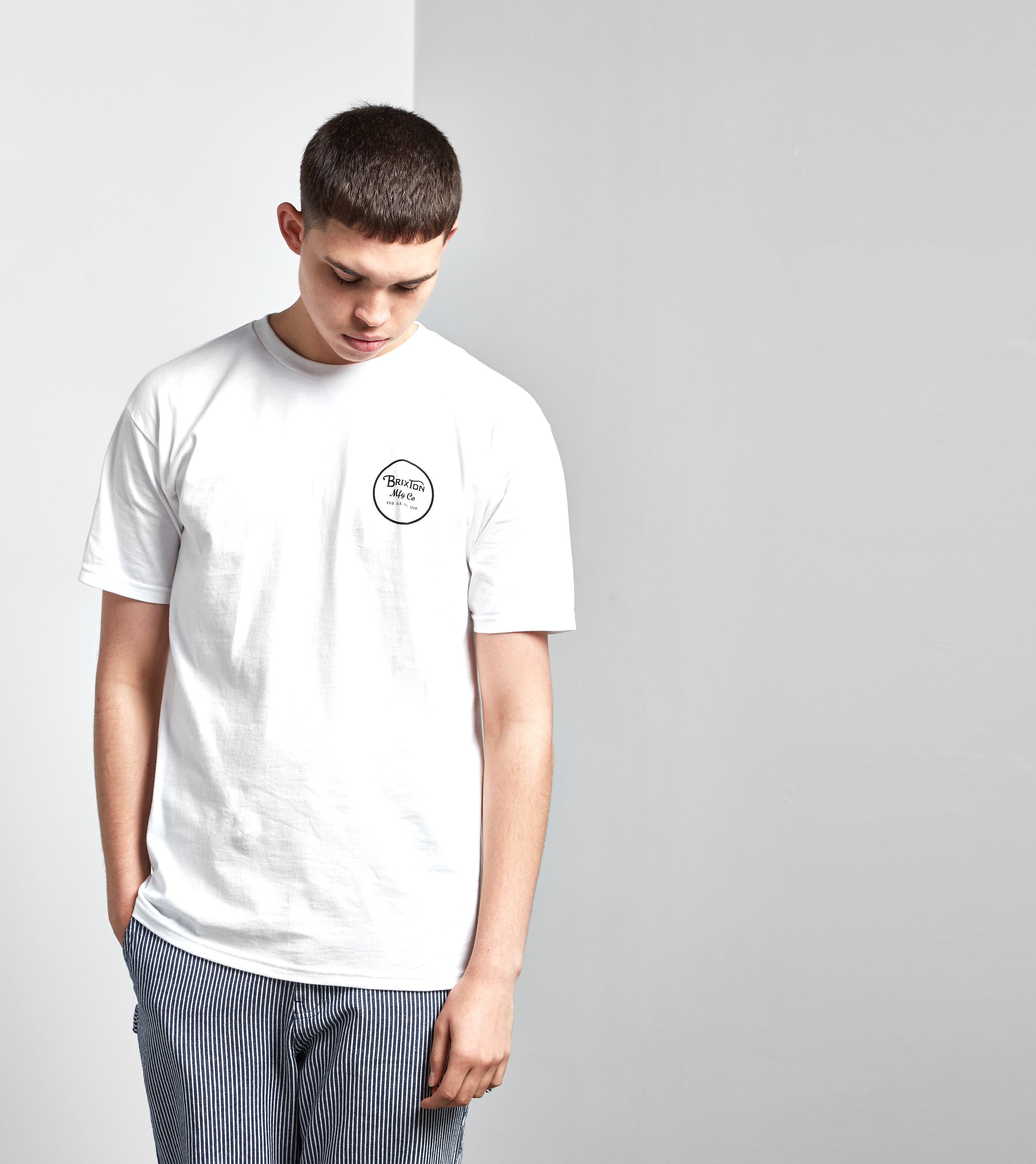 Brixton Wheeler 2 T-Shirt