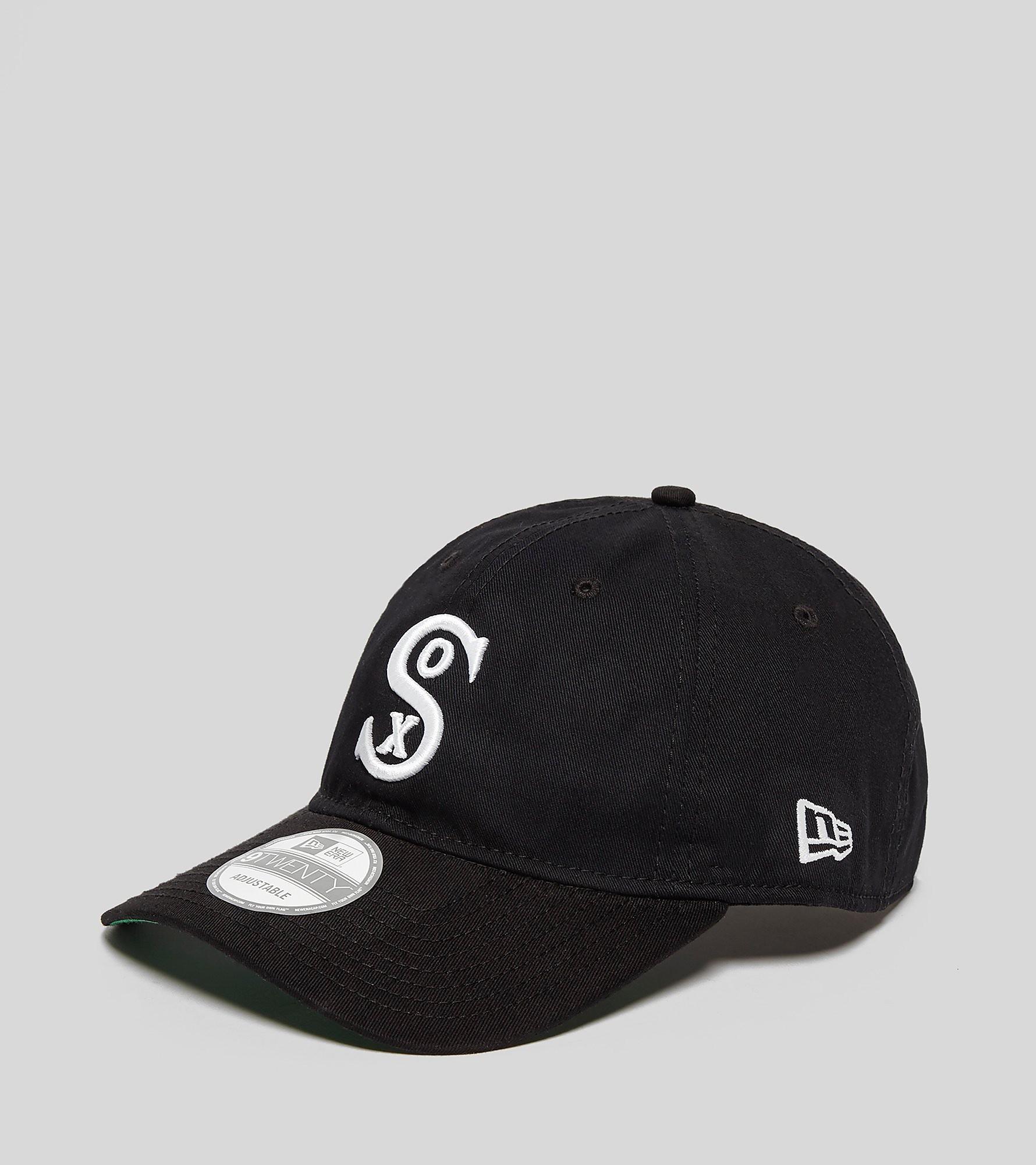 New Era 9TWENTY White Sox Strapback Cap