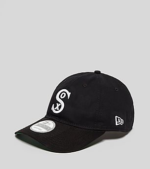 New Era 9TWENTY White Sox Strapback Cap