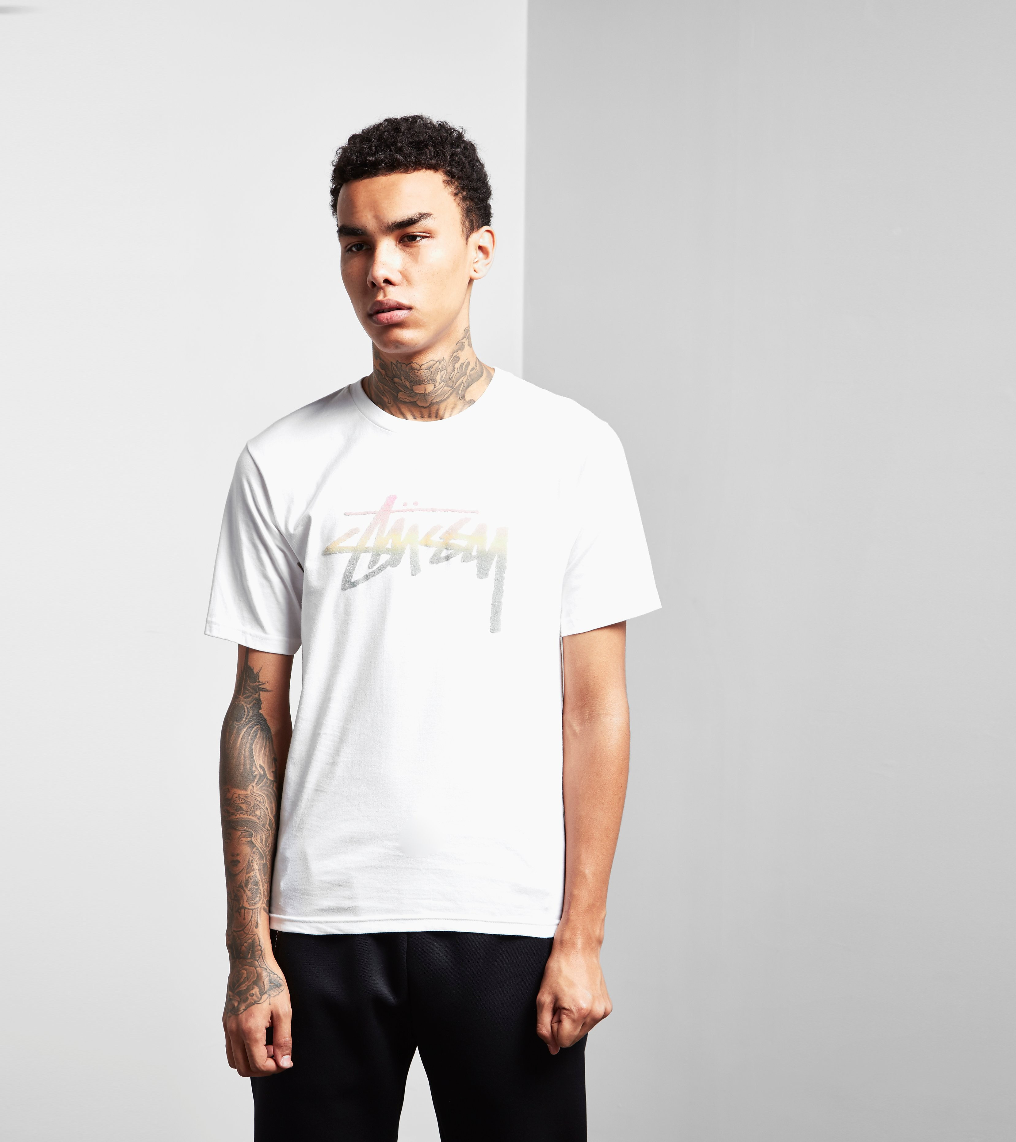 Stussy Stock Fade T-Shirt
