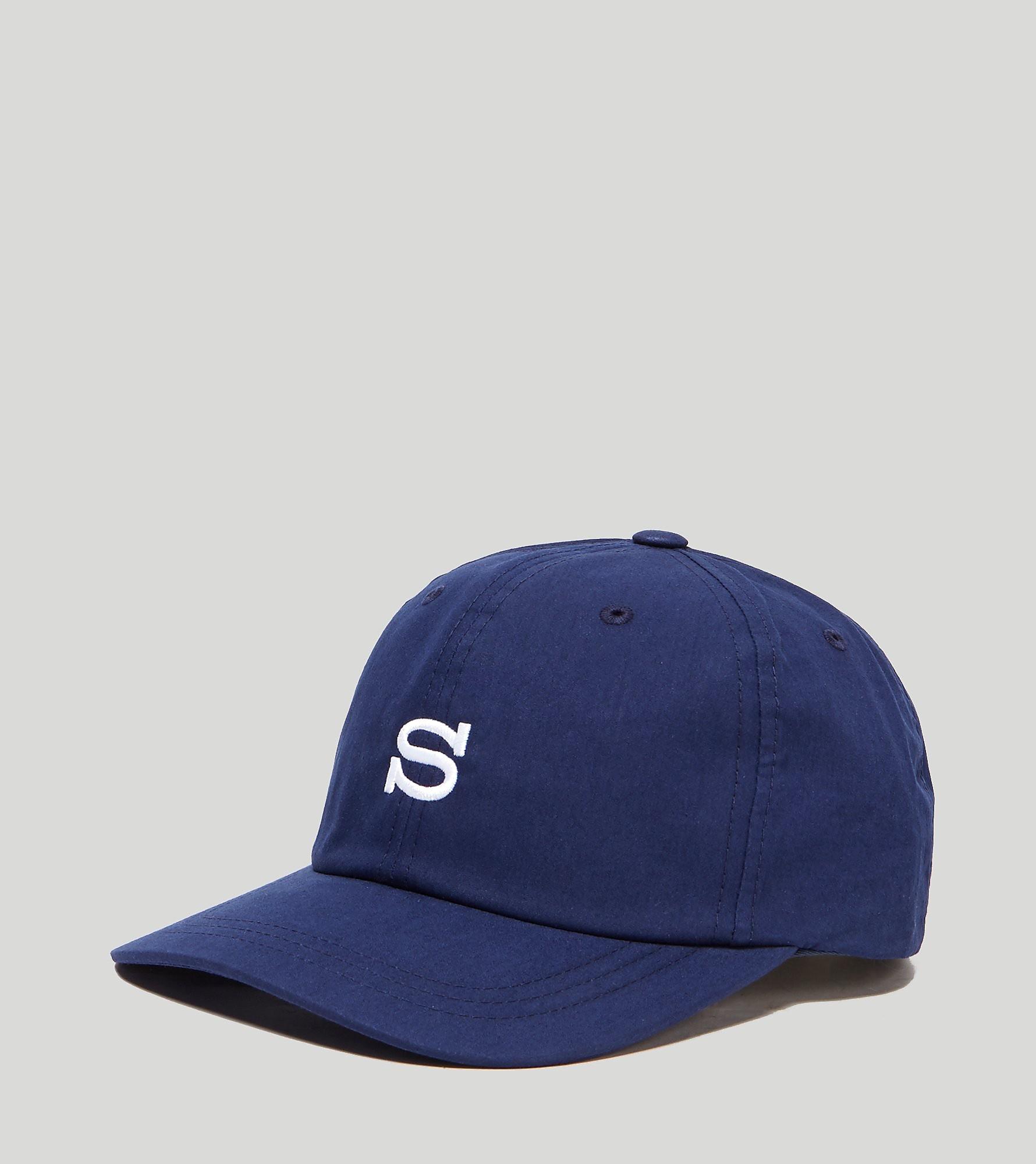 Stussy Cotton 'S' Strapback Cap