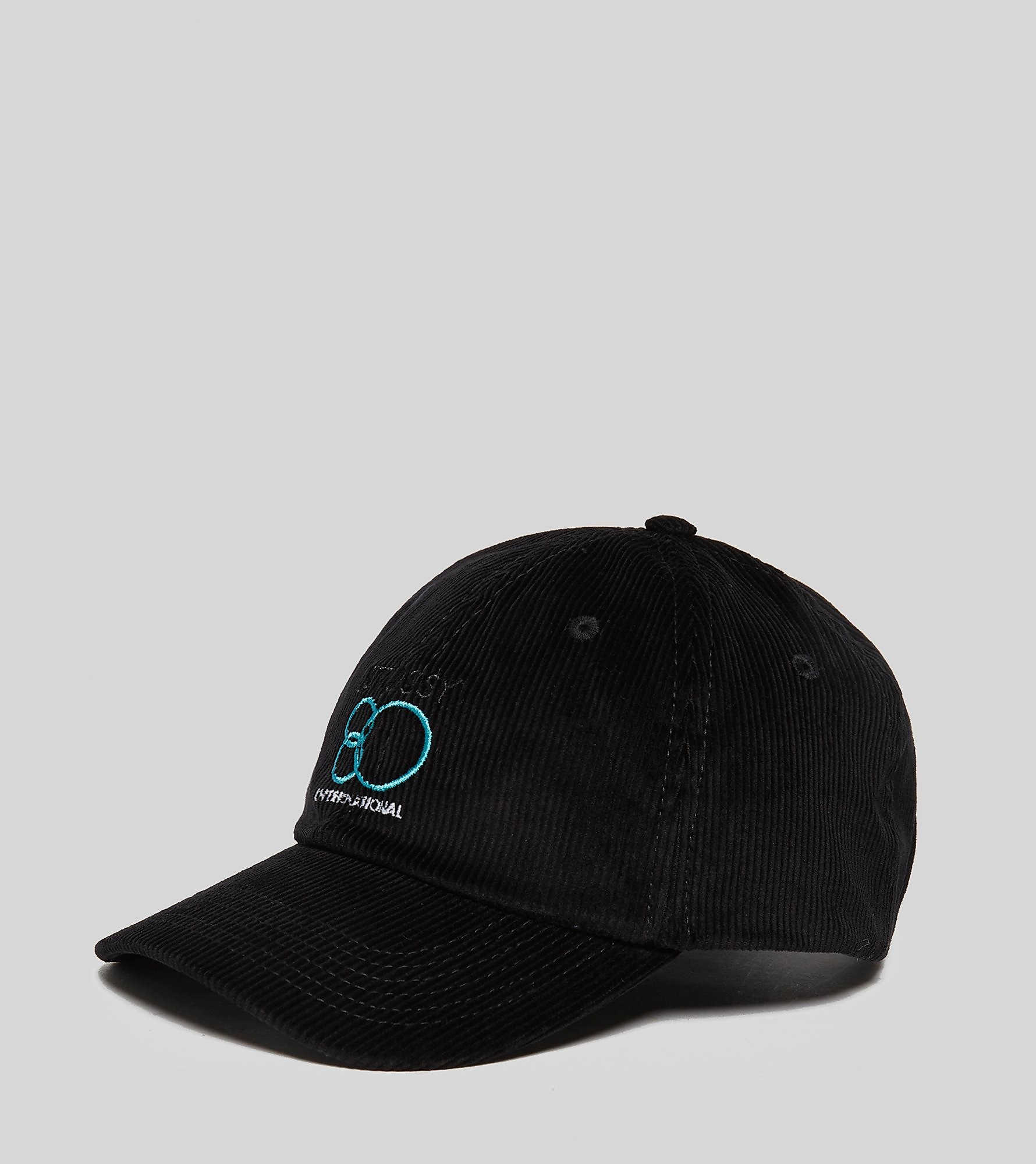 Stussy 80 International Cord Strapback Cap