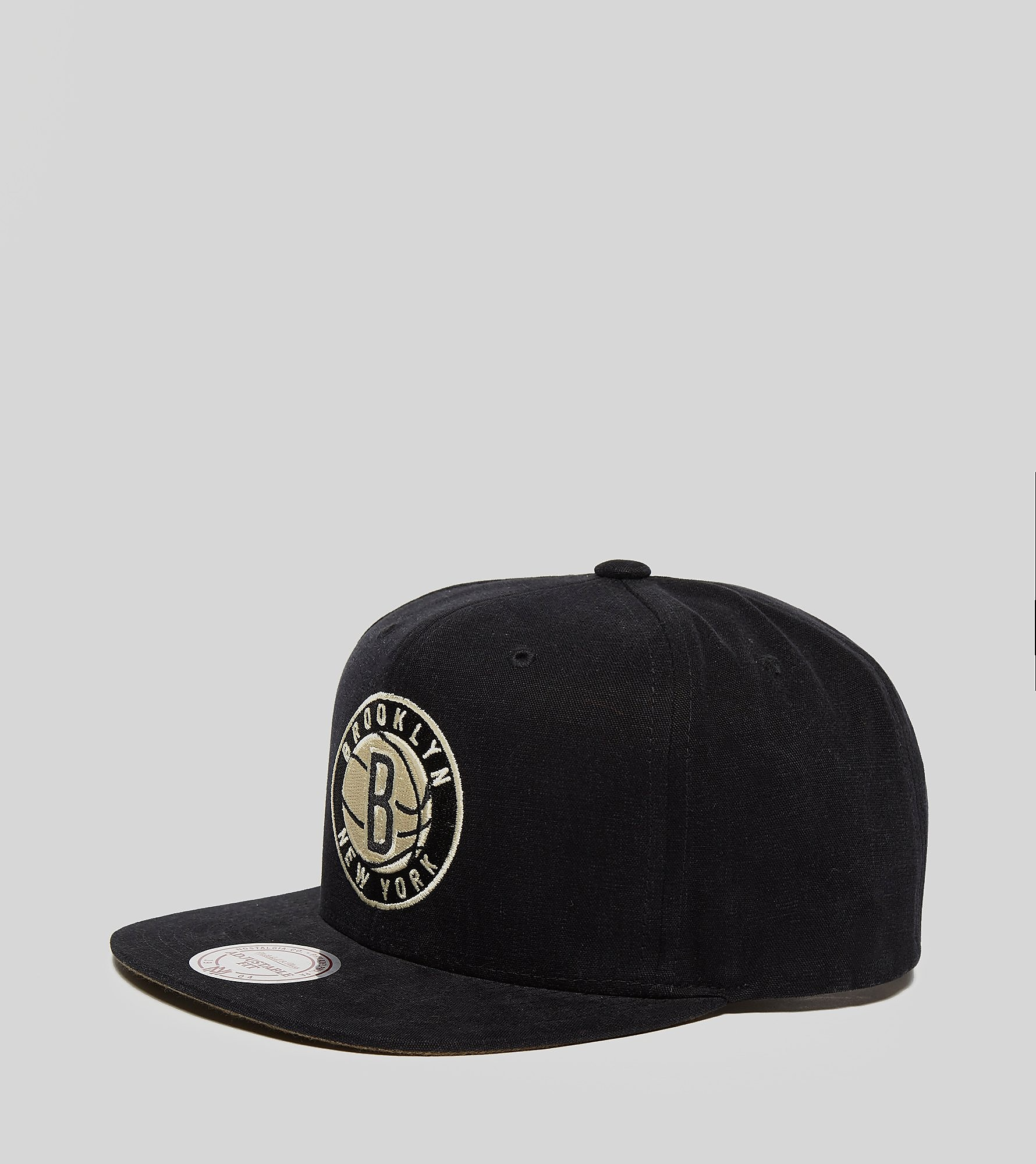 Mitchell & Ness Washed Brooklyn Nets Snapback - size? Exclusive