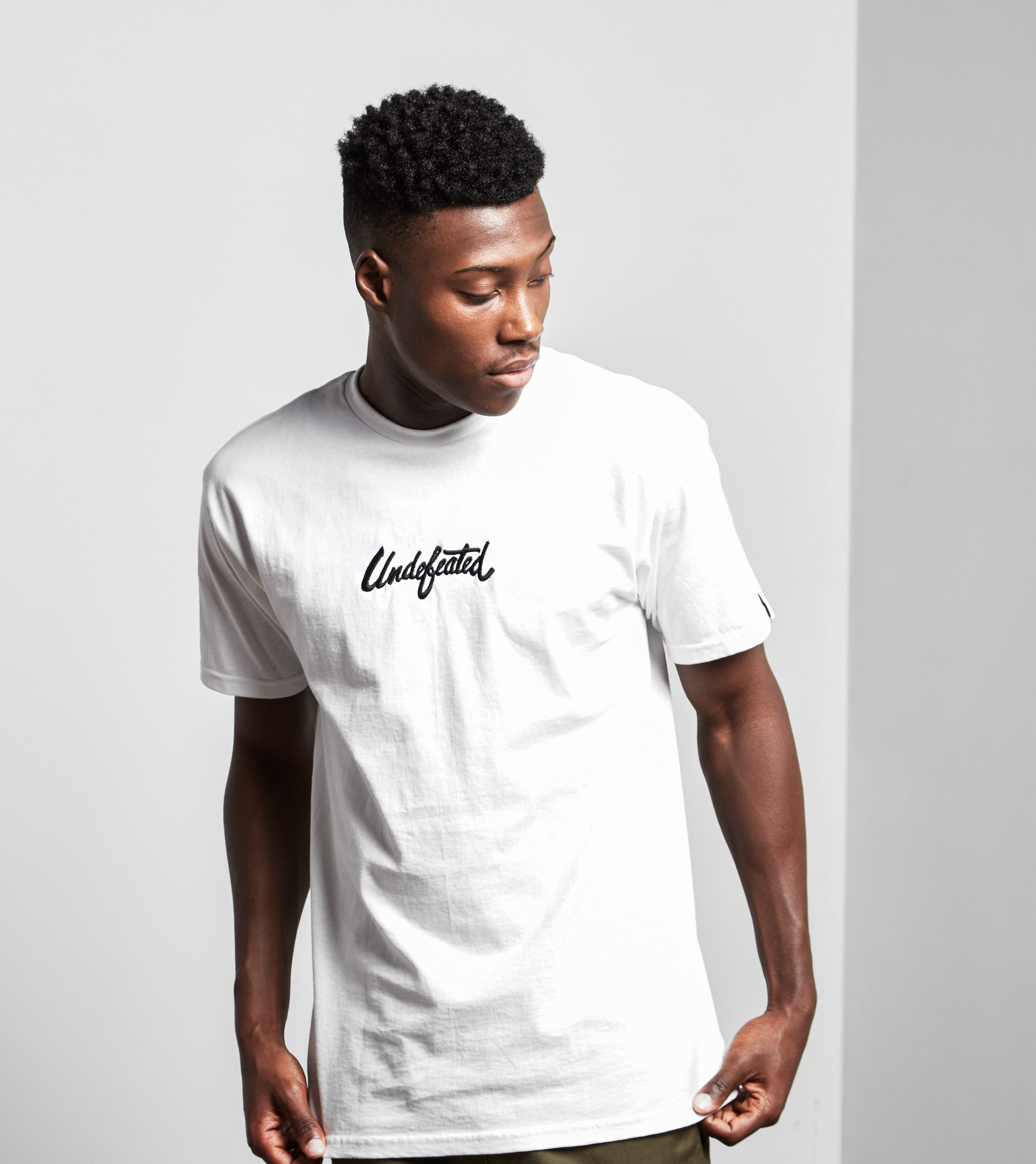Undefeated Script T-Shirt