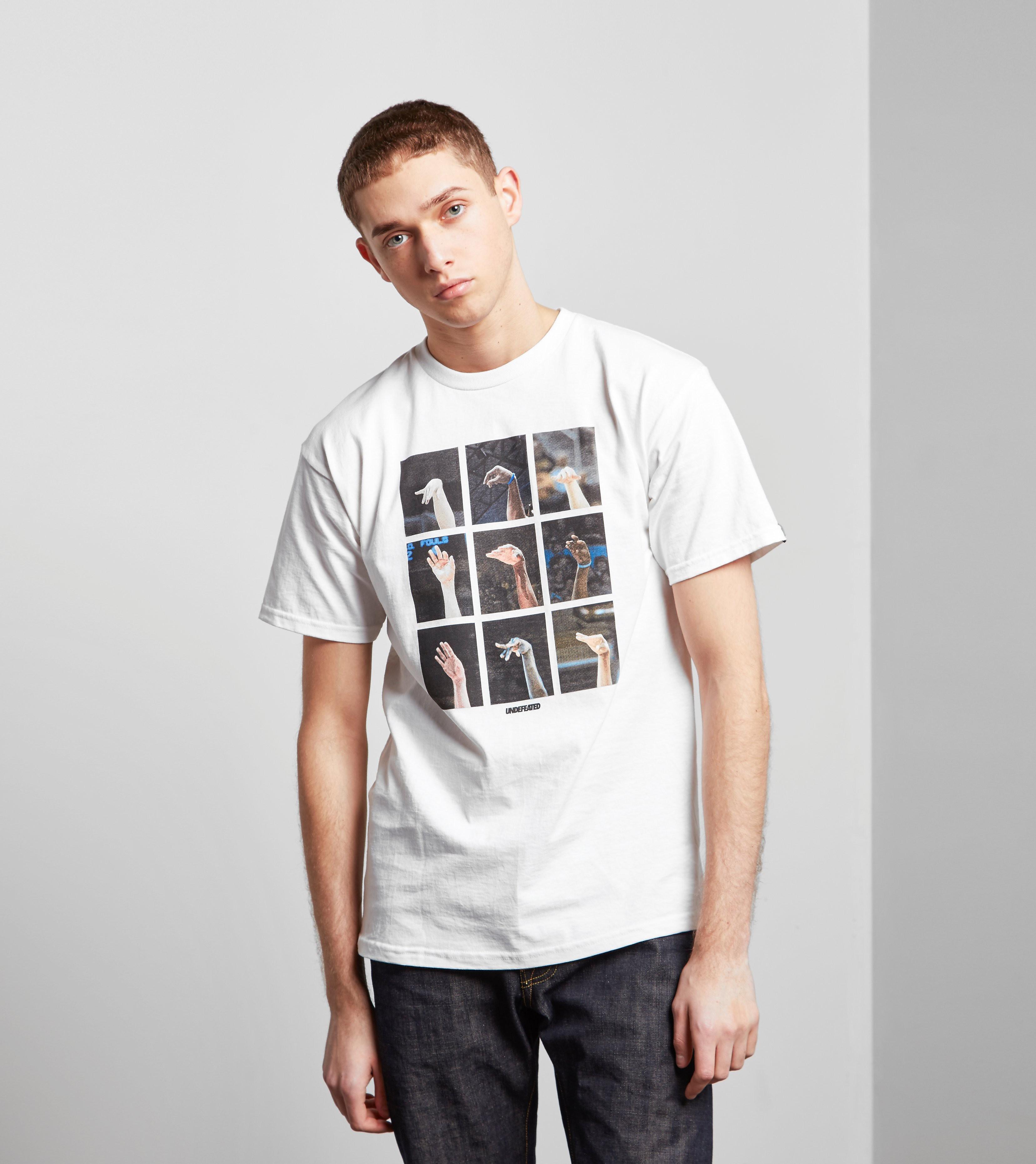 Undefeated Follow Through T-Shirt