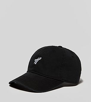 The Hundreds Curved Signature Strapback Cap