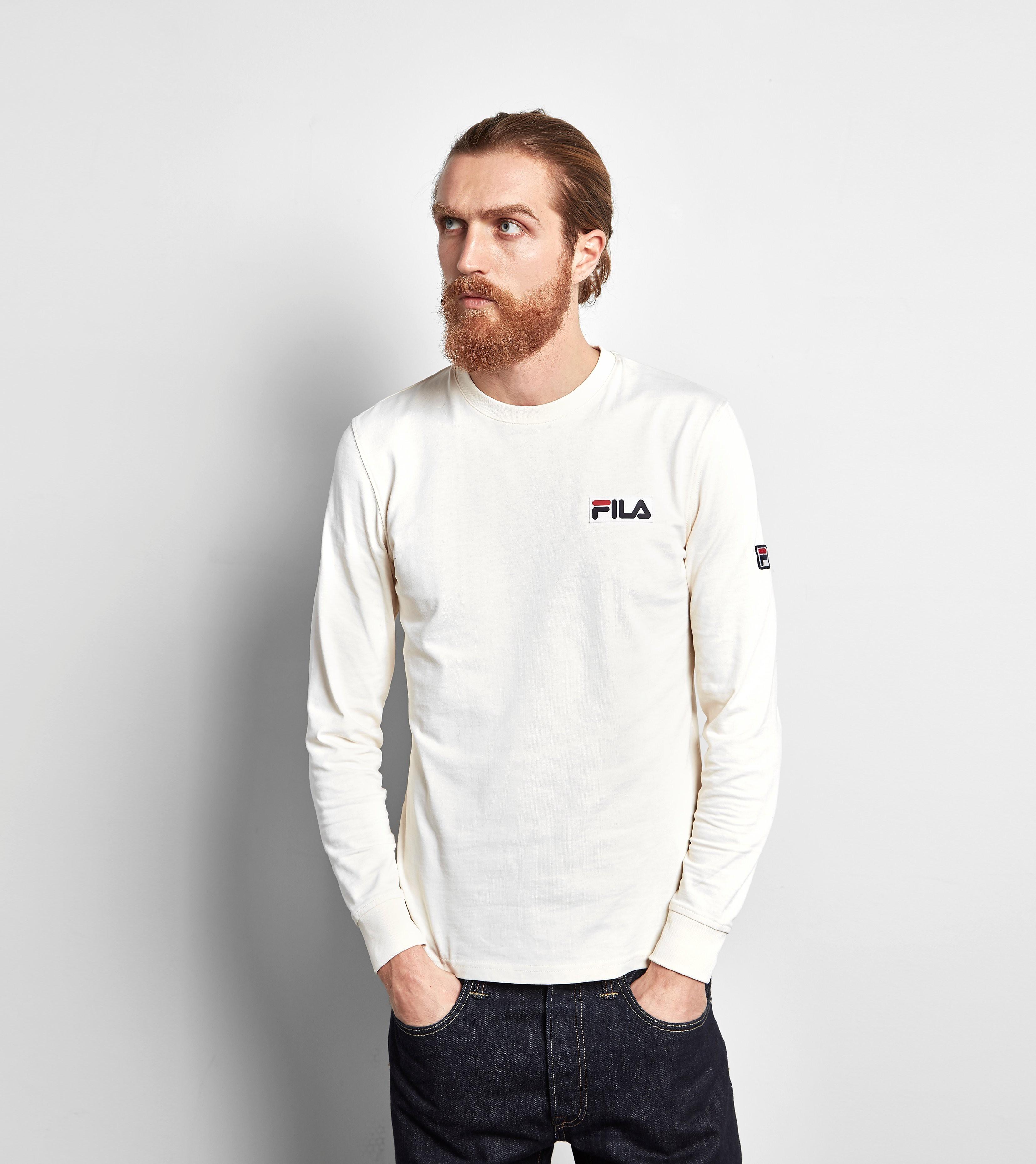Fila Long-Sleeved Bow T-Shirt