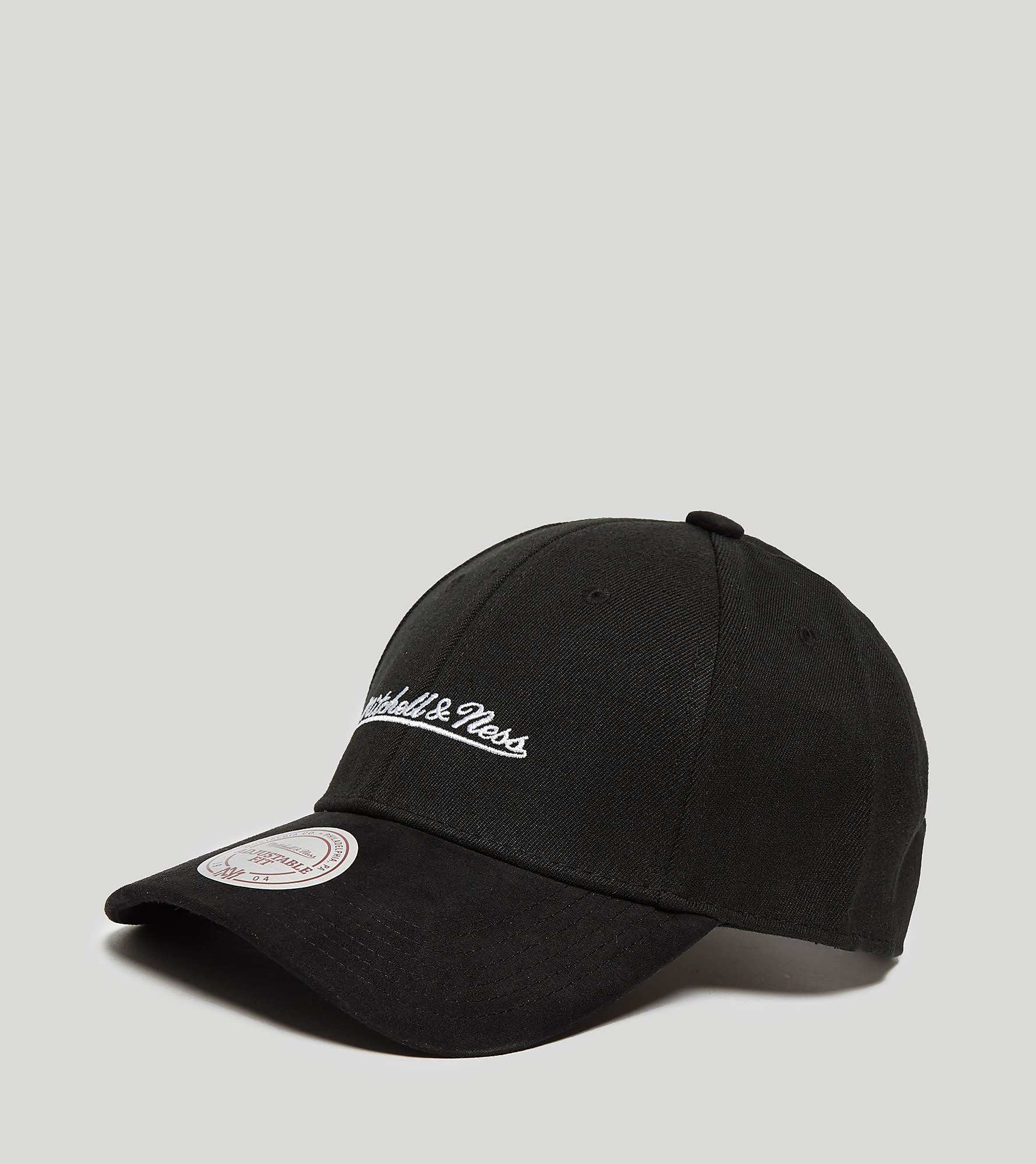 Mitchell & Ness Low Pro Scipt Curved Snapback