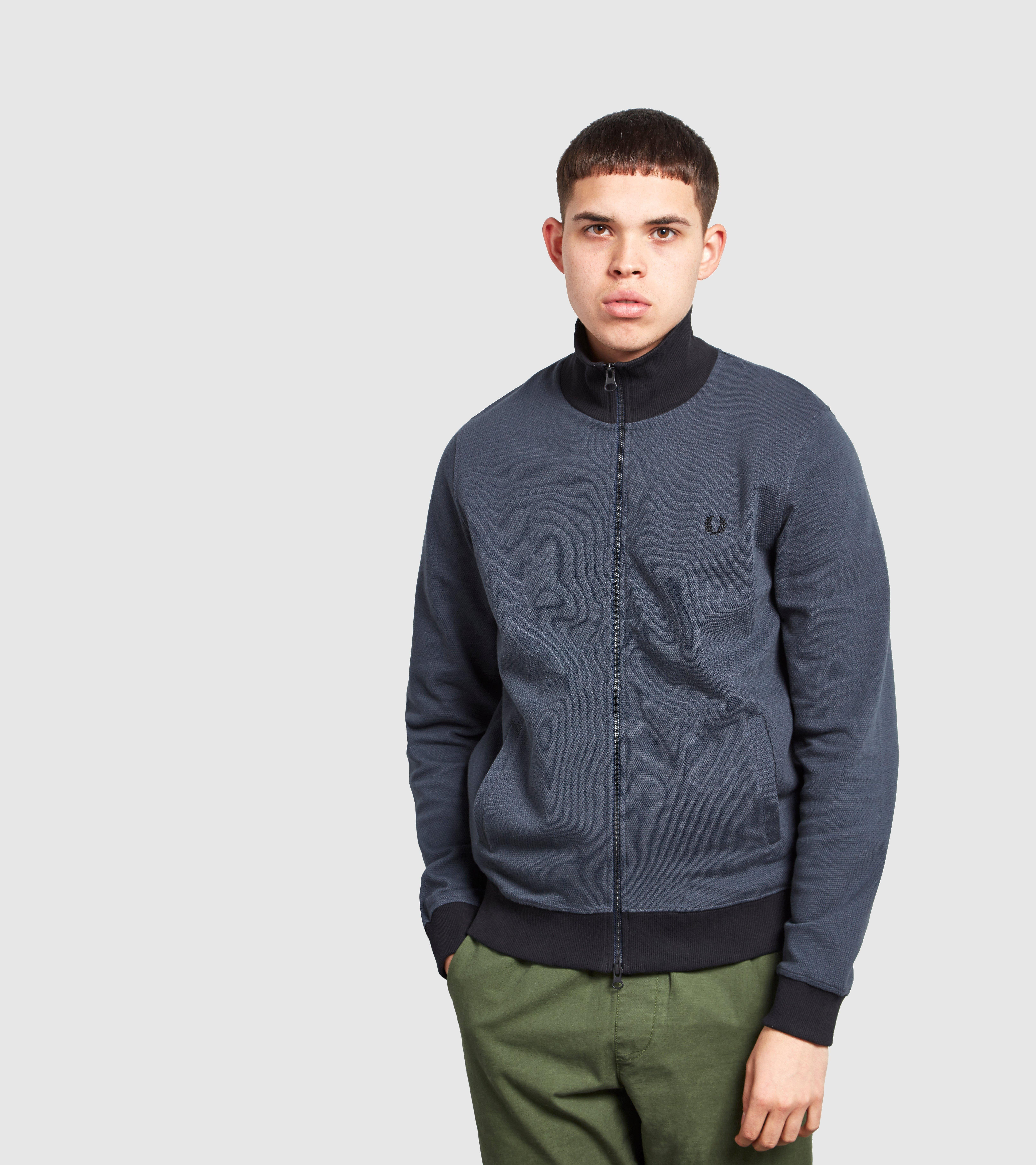 Fred Perry Pique Track Jacket - size? Exclusive