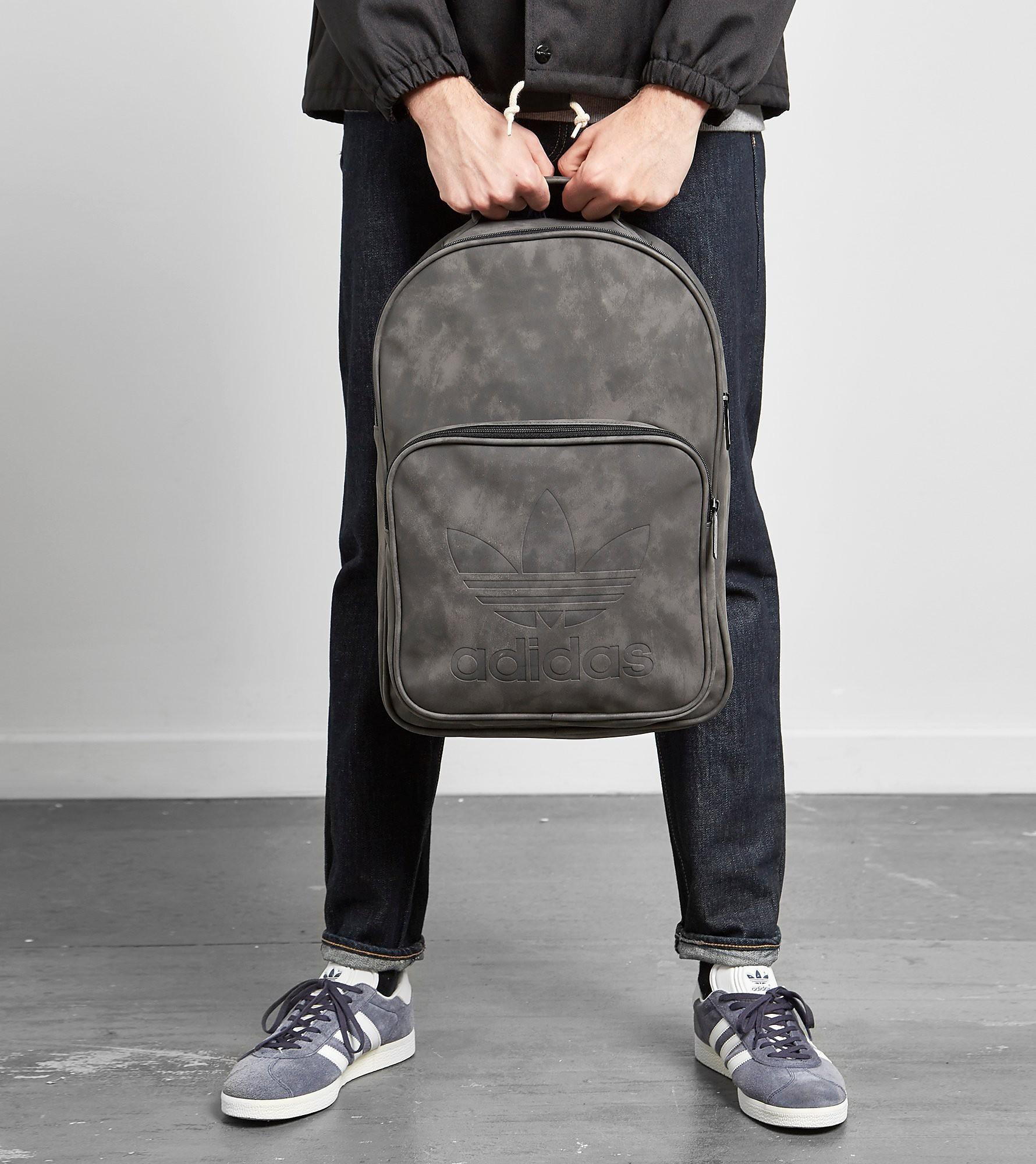 adidas Originals Classic-rugzak, Ash