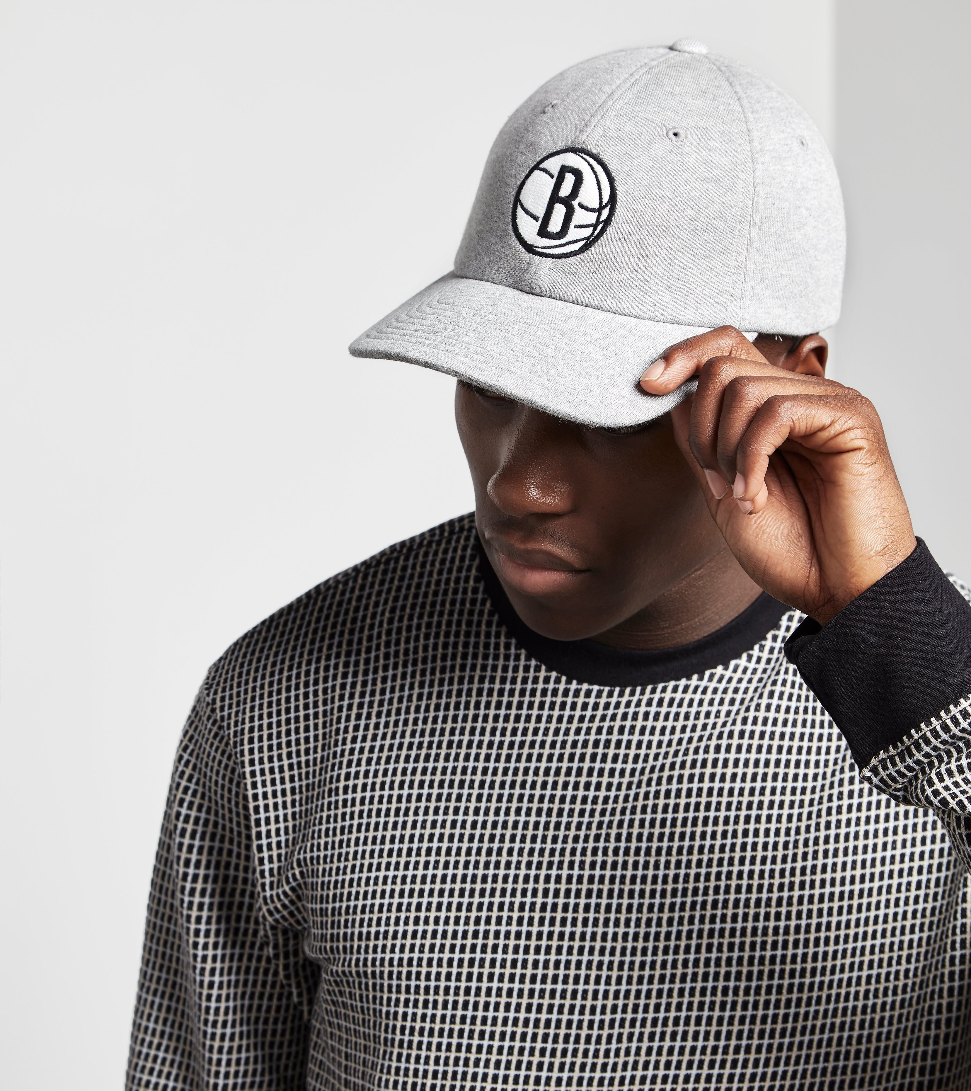 Mitchell & Ness Terry Brooklyn Curved Peak Cap - size? Exclusive