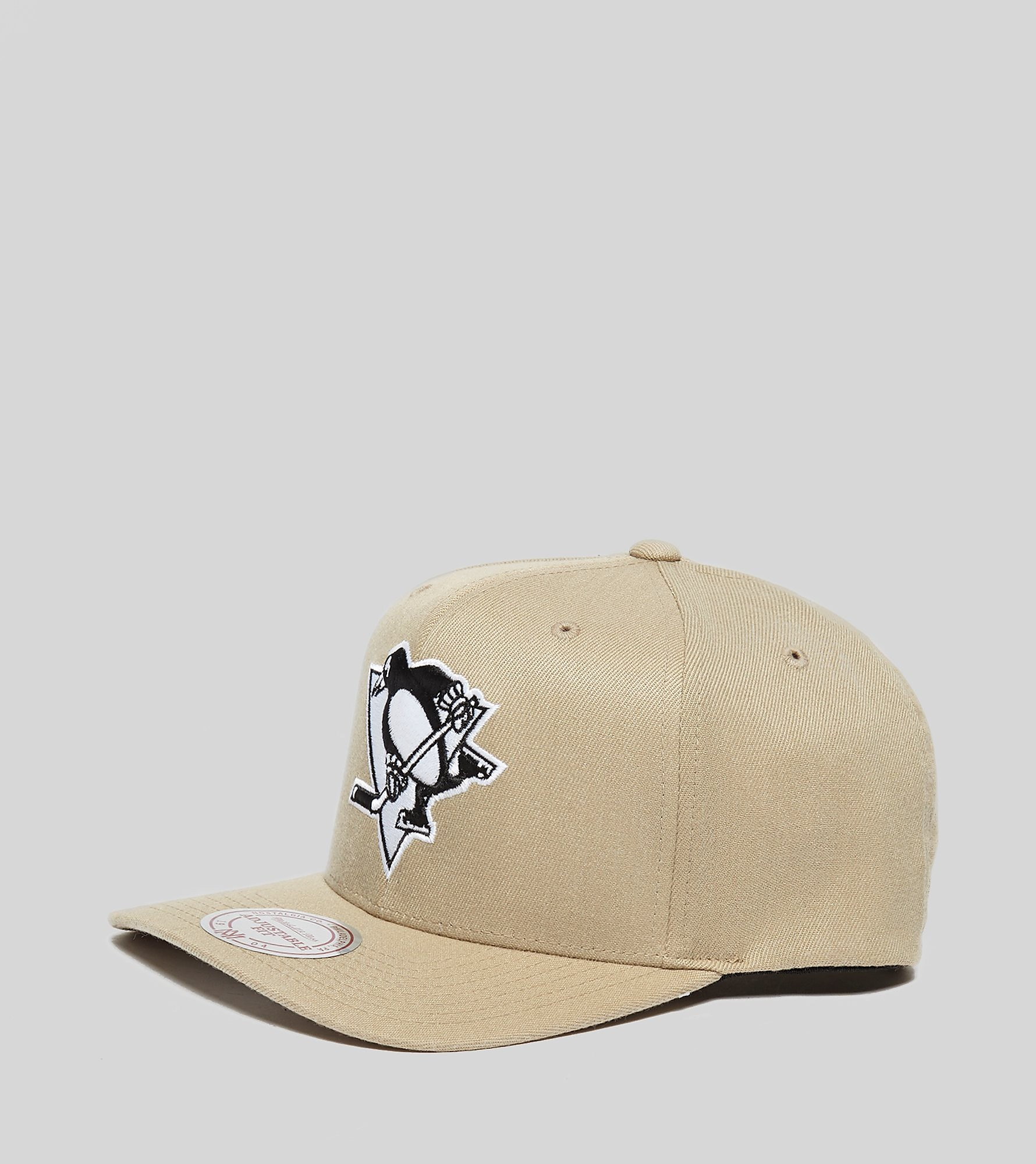 Mitchell & Ness Penguins Curved Cap