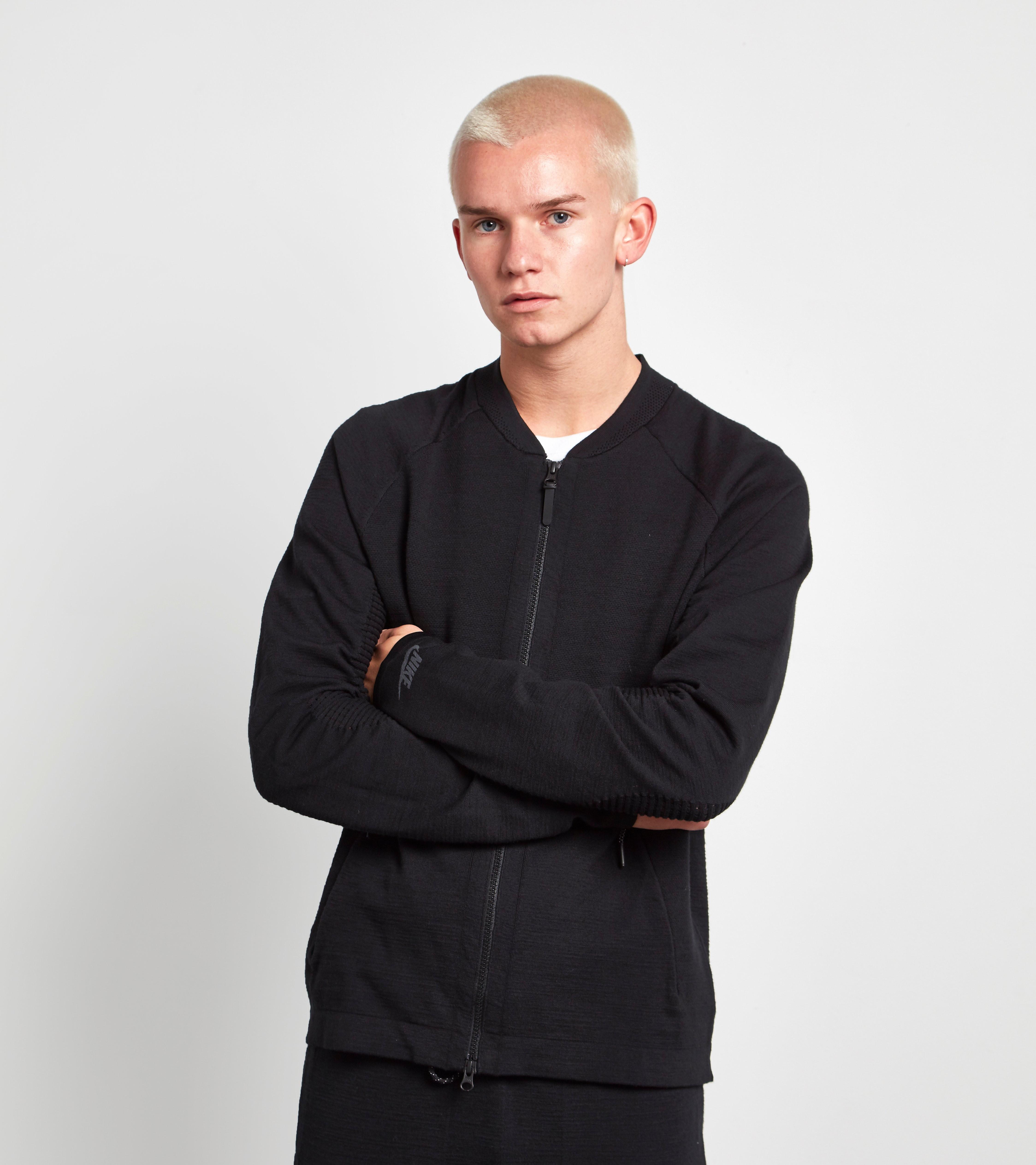 Nike Tech Knit Track Top