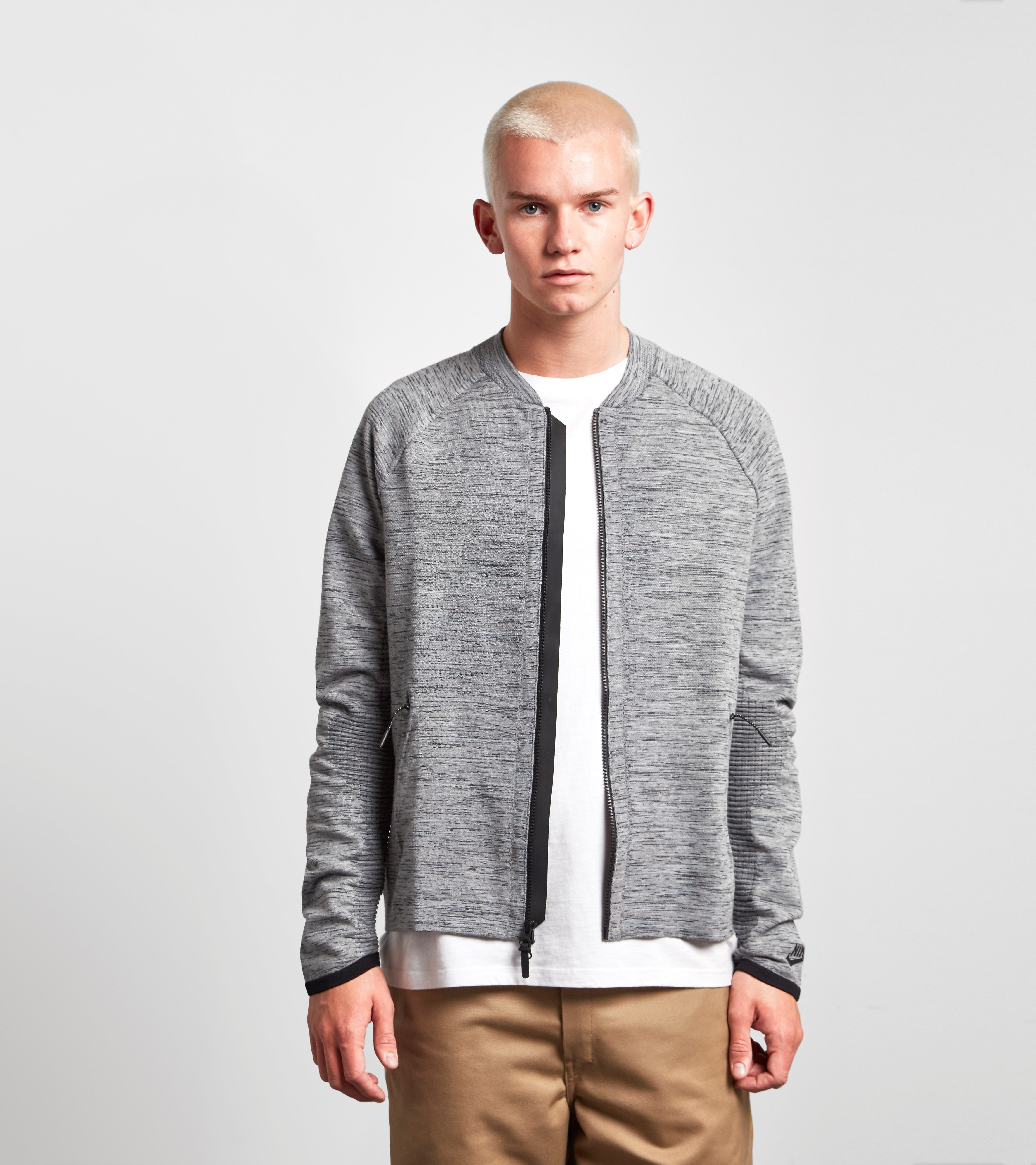 Nike Tech Knit Track Top