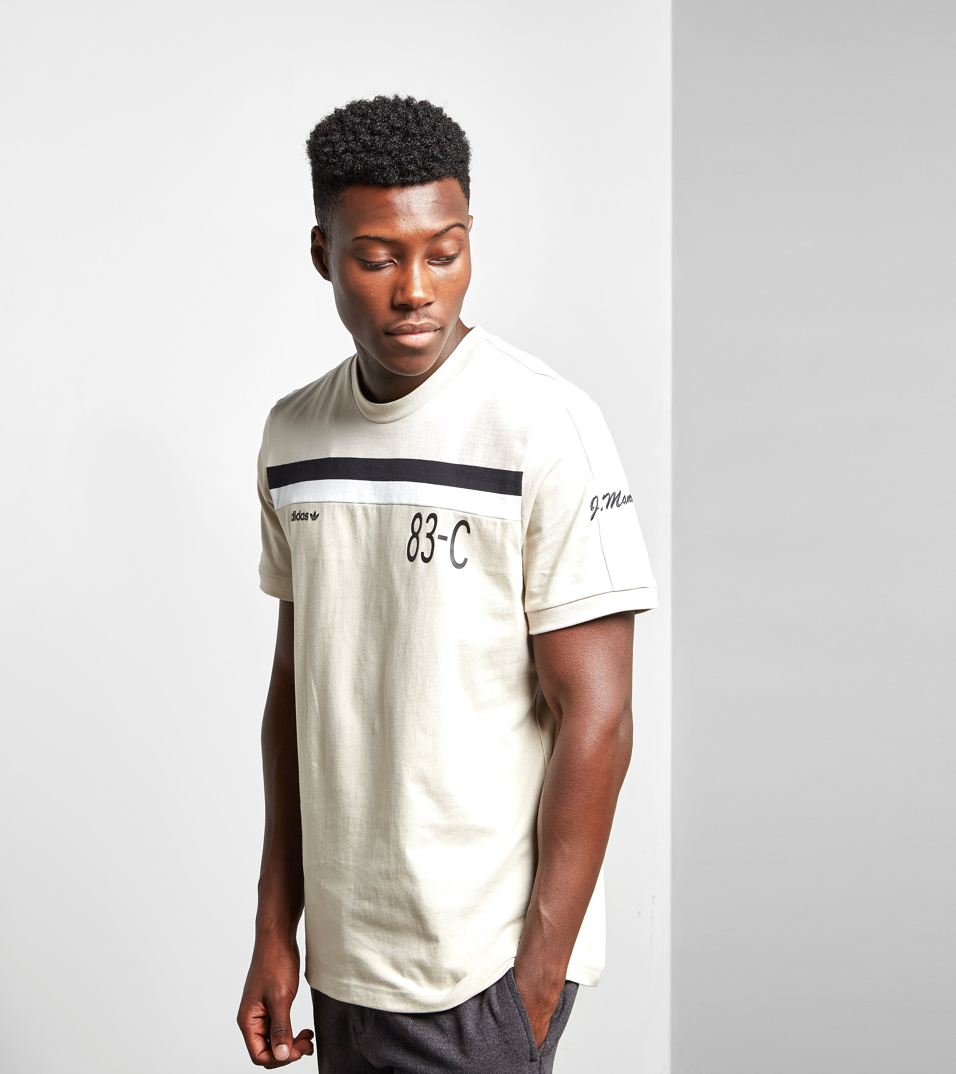 adidas Originals 83-C Crew T-Shirt