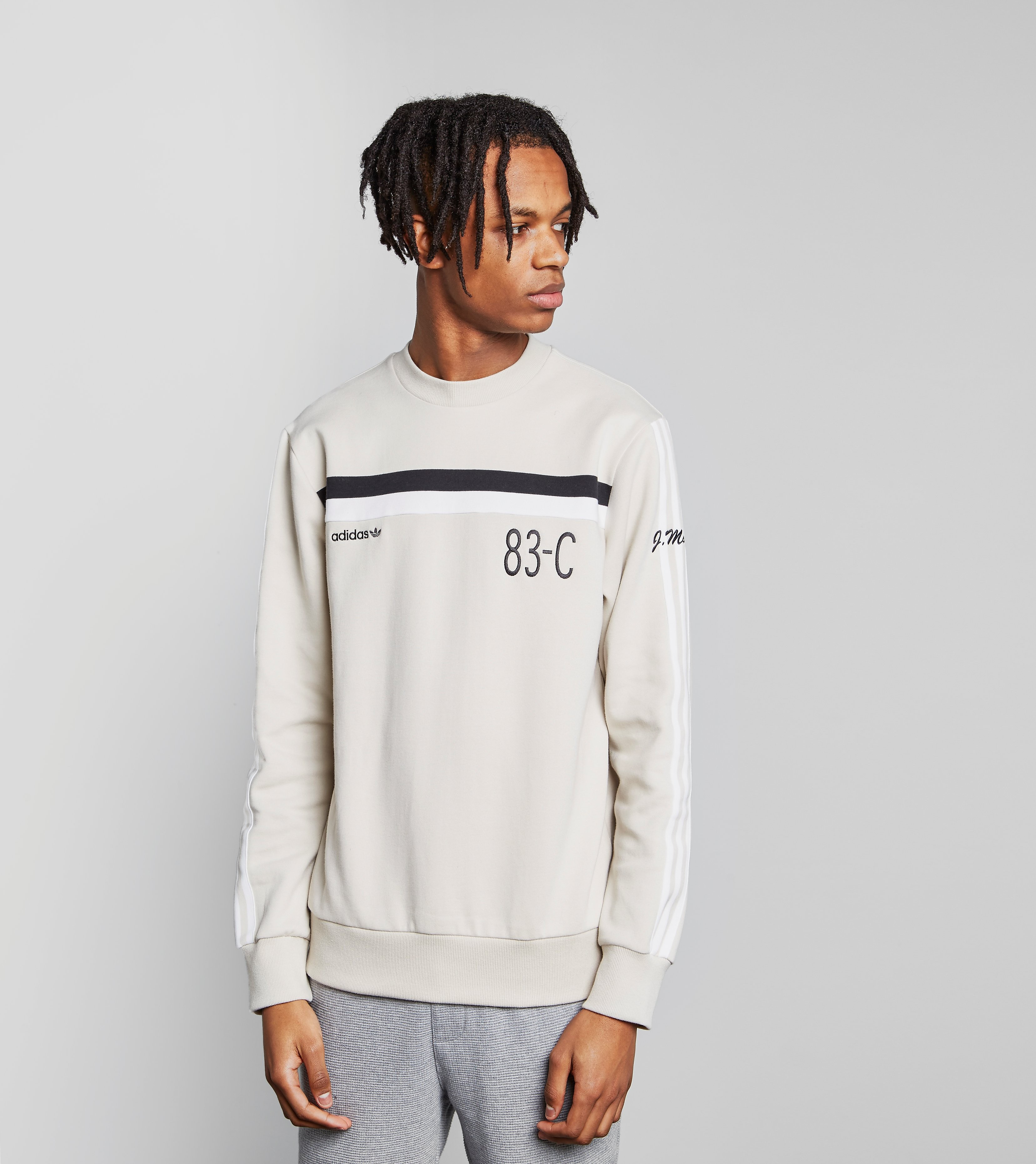 adidas Originals 83-C Crew Sweatshirt