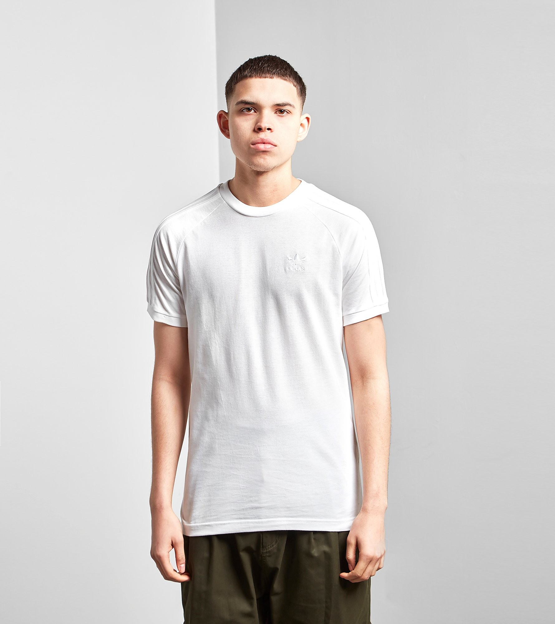 adidas Originals Crew Pique Short Sleeve T-Shirt