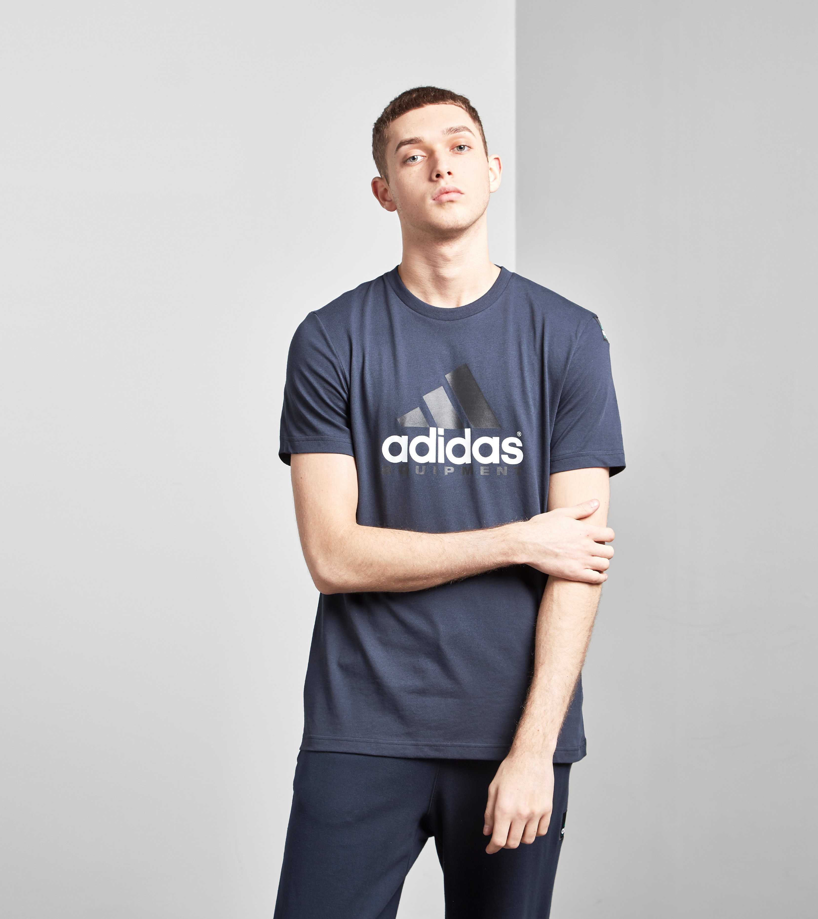 adidas Originals EQT Logo Short Sleeve T-Shirt