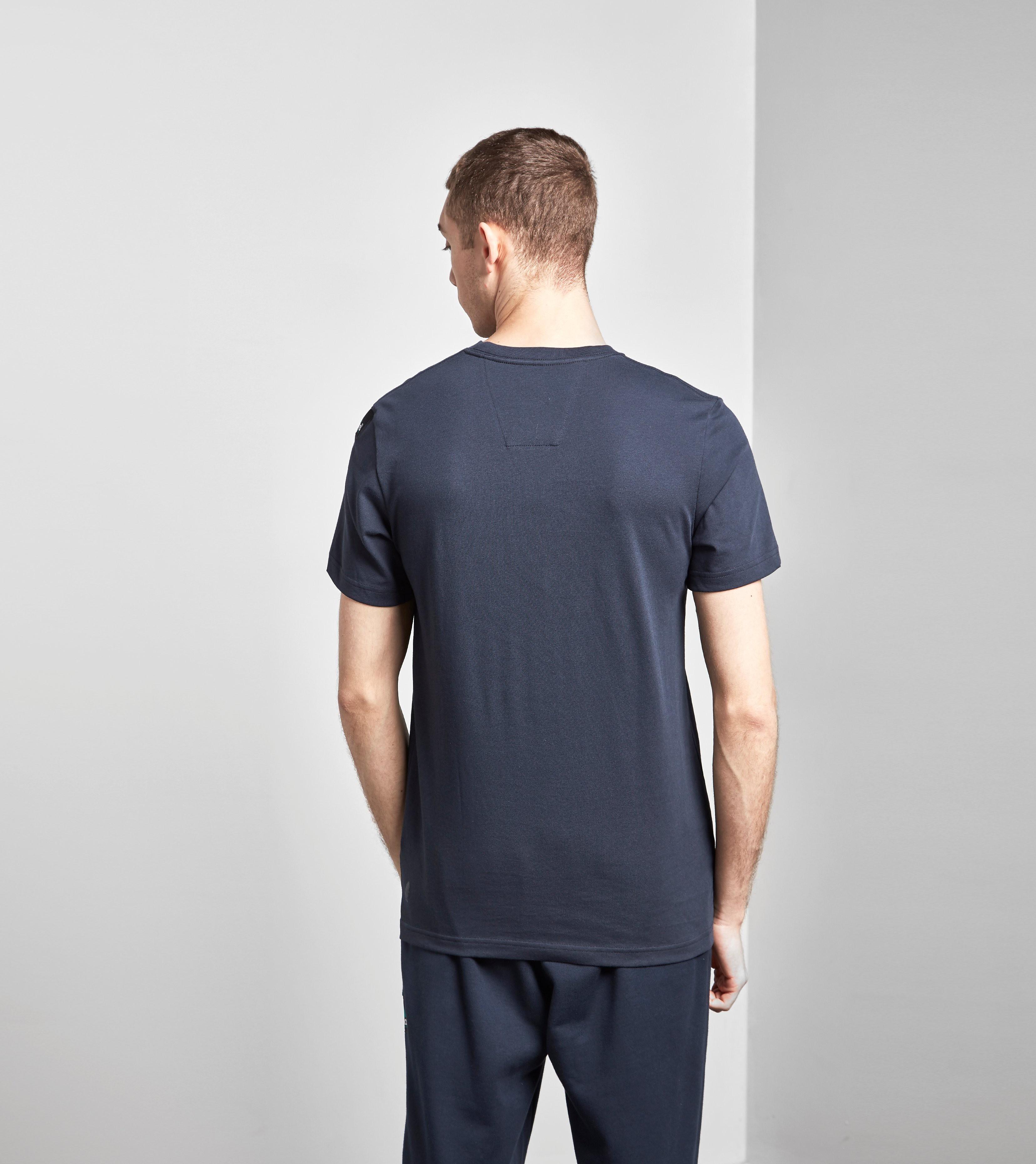 adidas Originals EQT Logo Short Sleeve T-Shirt