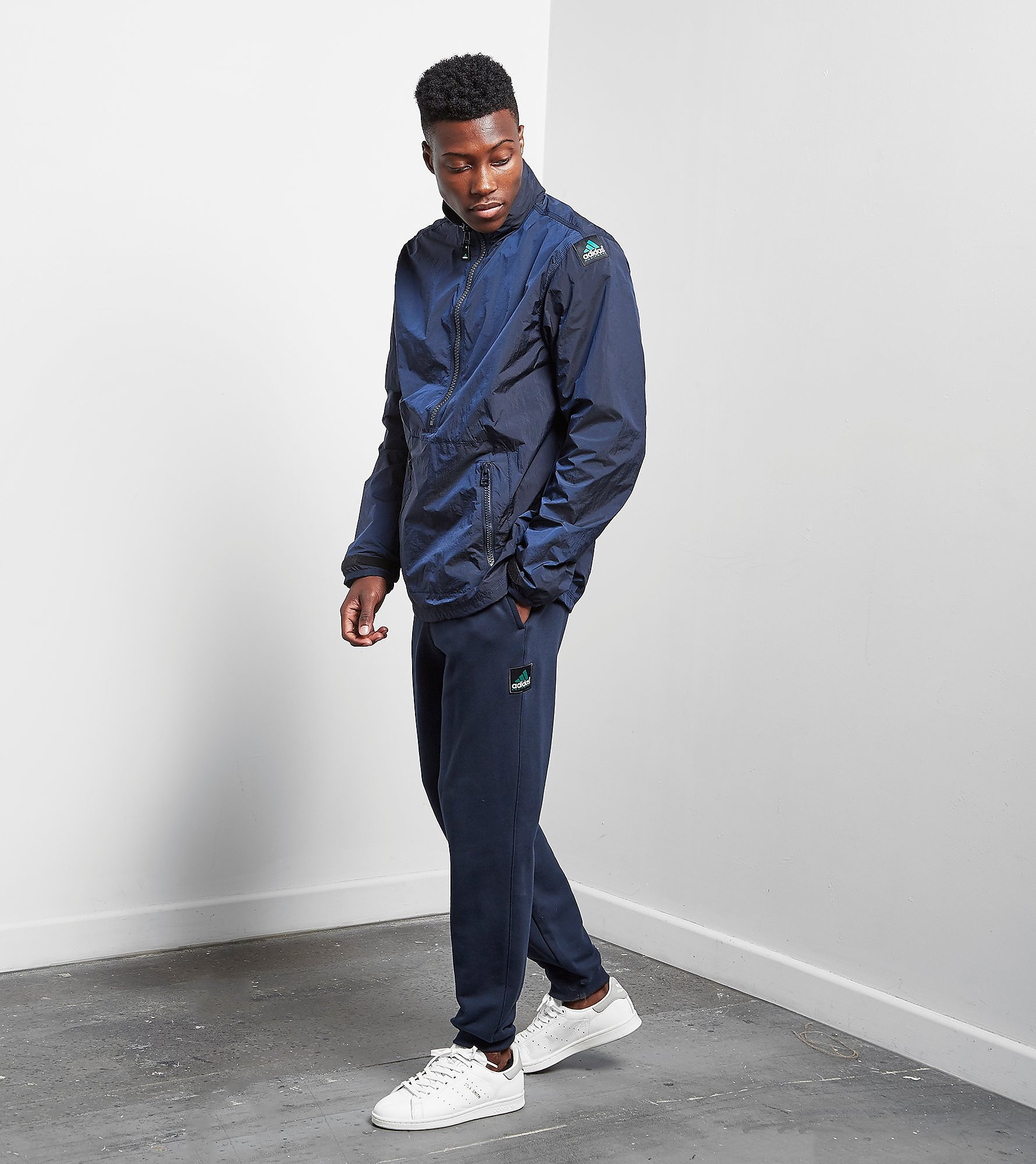 adidas EQT Half-Zip Windbreaker Jacket
