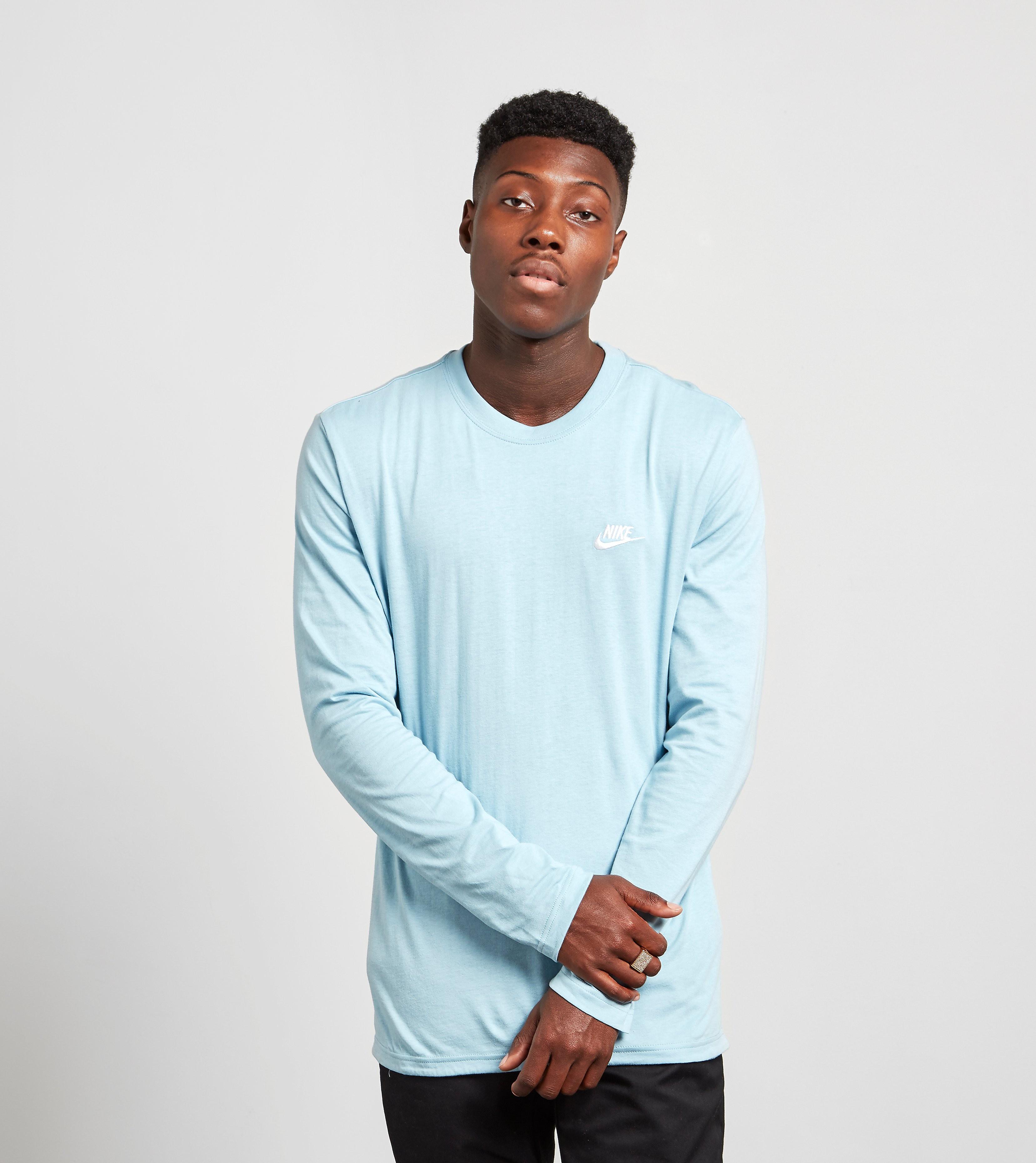 Nike Long-Sleeved Club T-Shirt