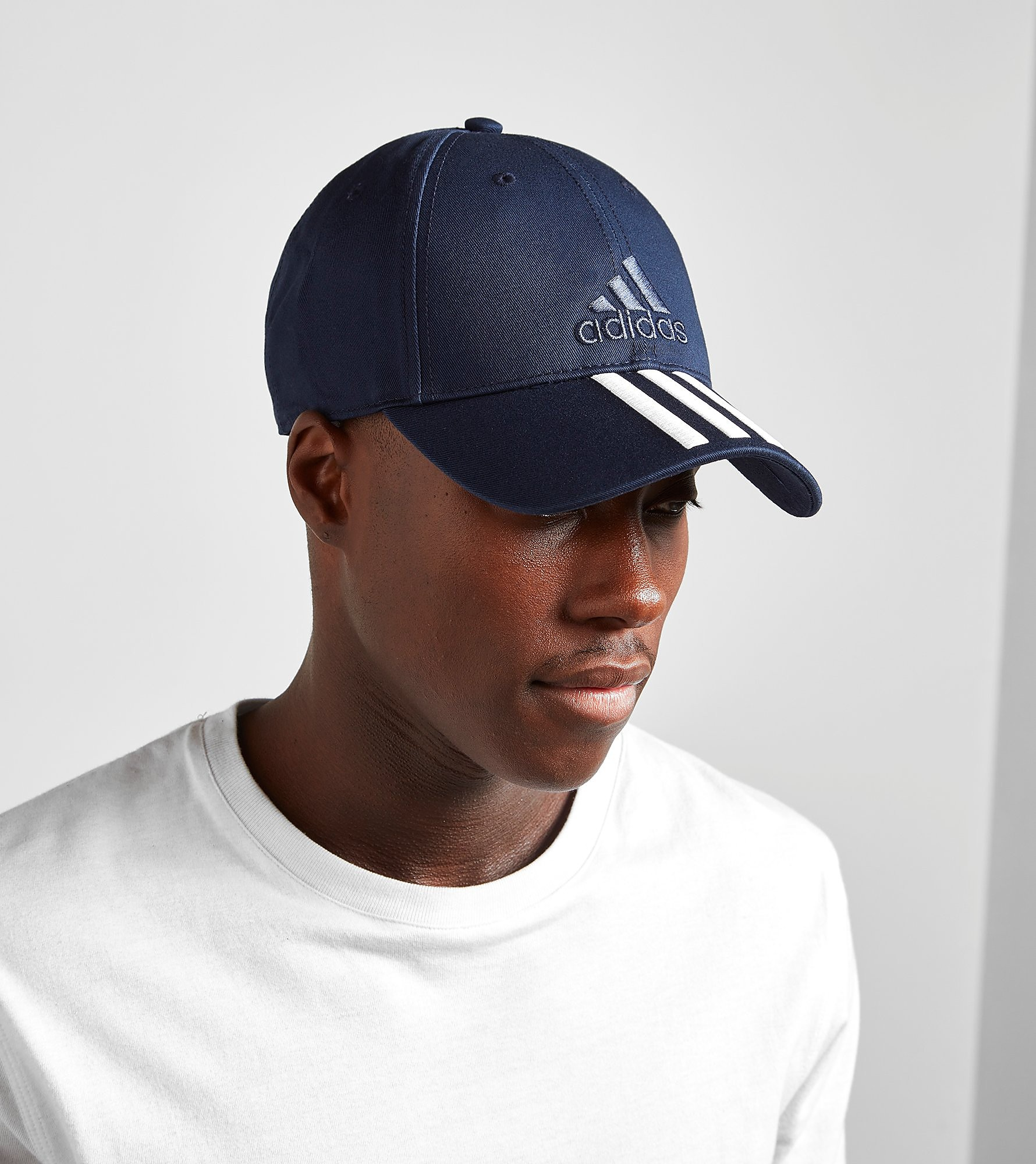 adidas Cotto Curved Strapback Cap
