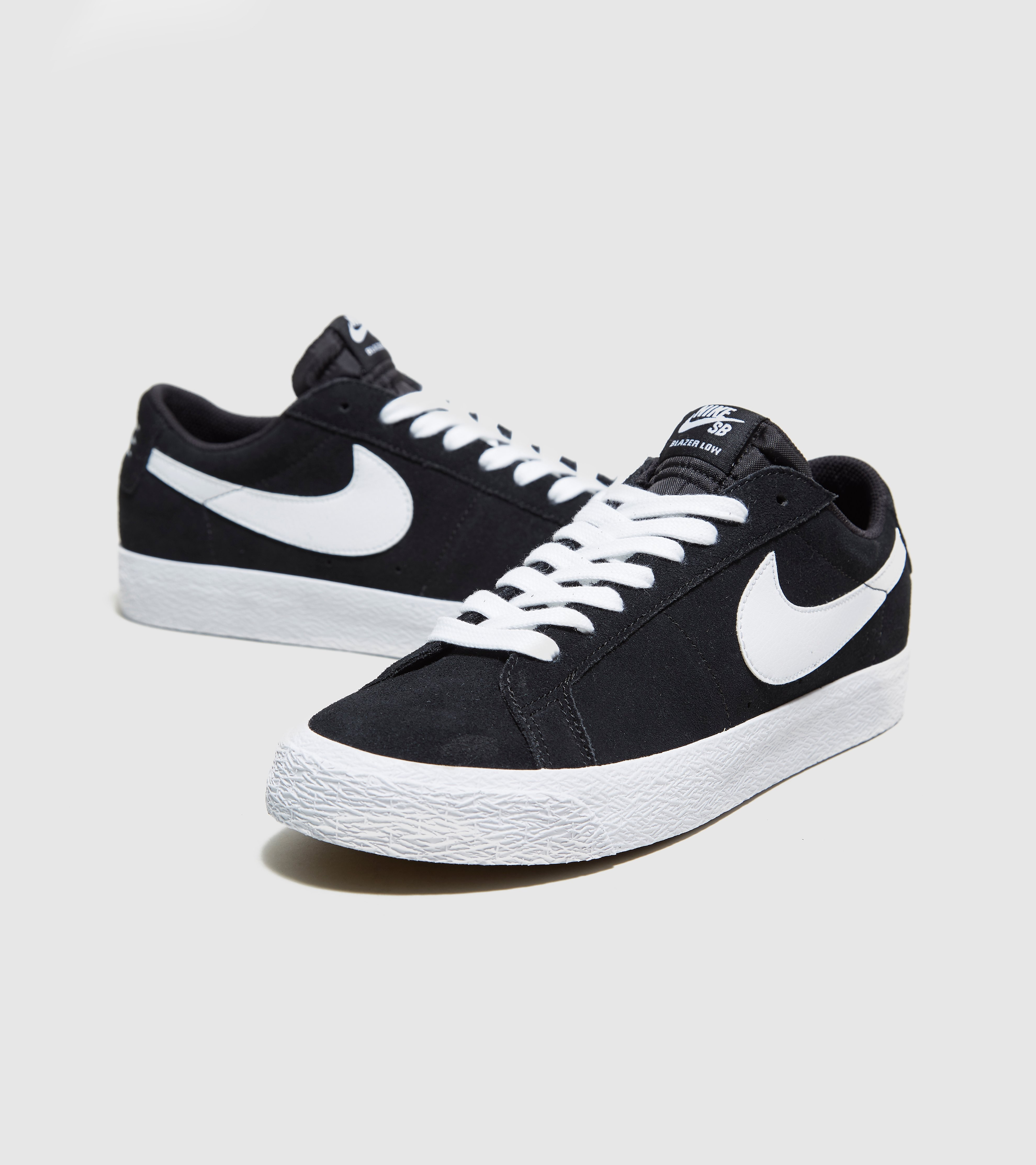 Nike SB Blazer Low Suede