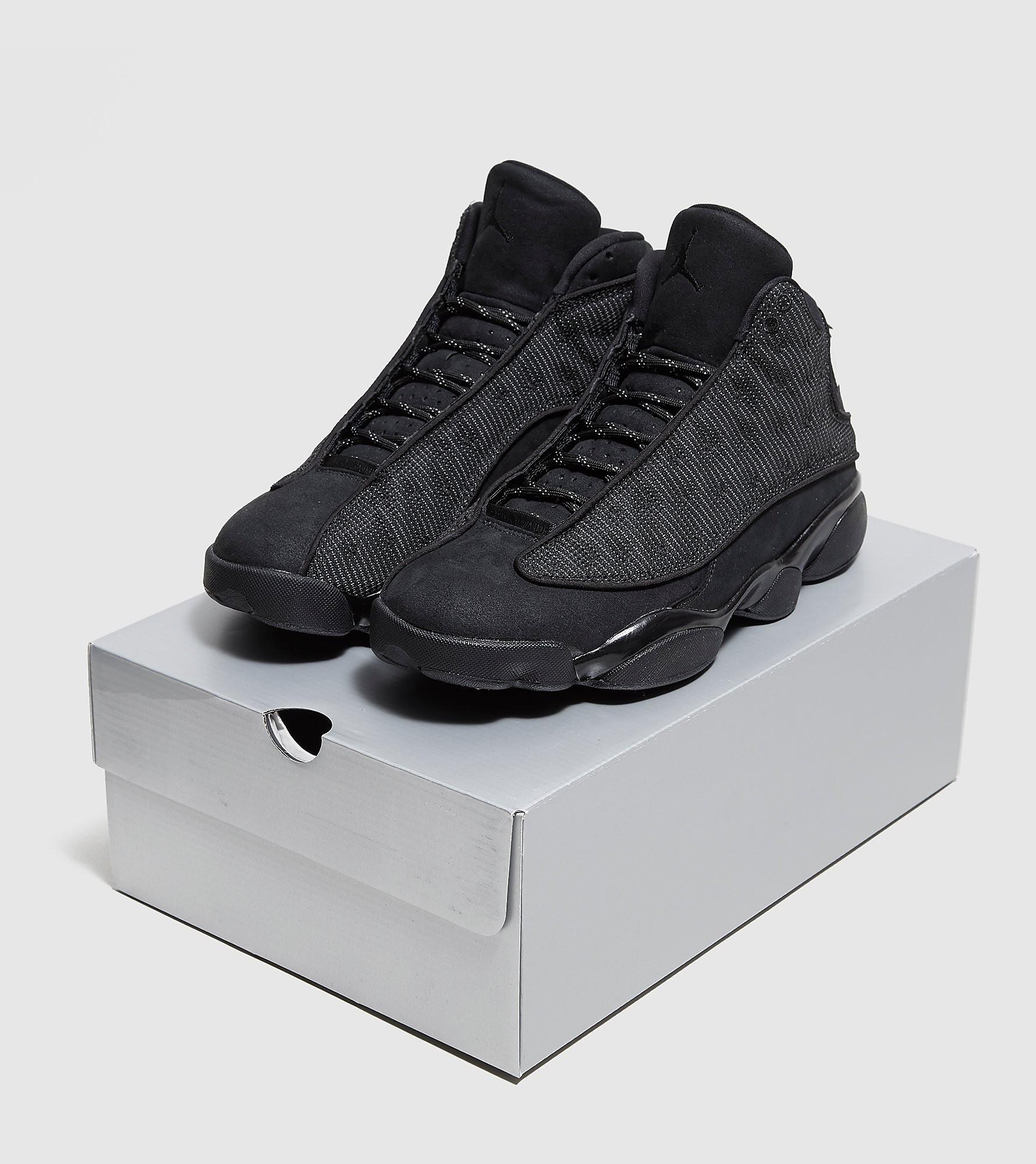 Jordan Retro 13 'Black Cat'