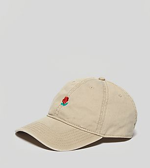 The Hundreds Rose Strapback Cap