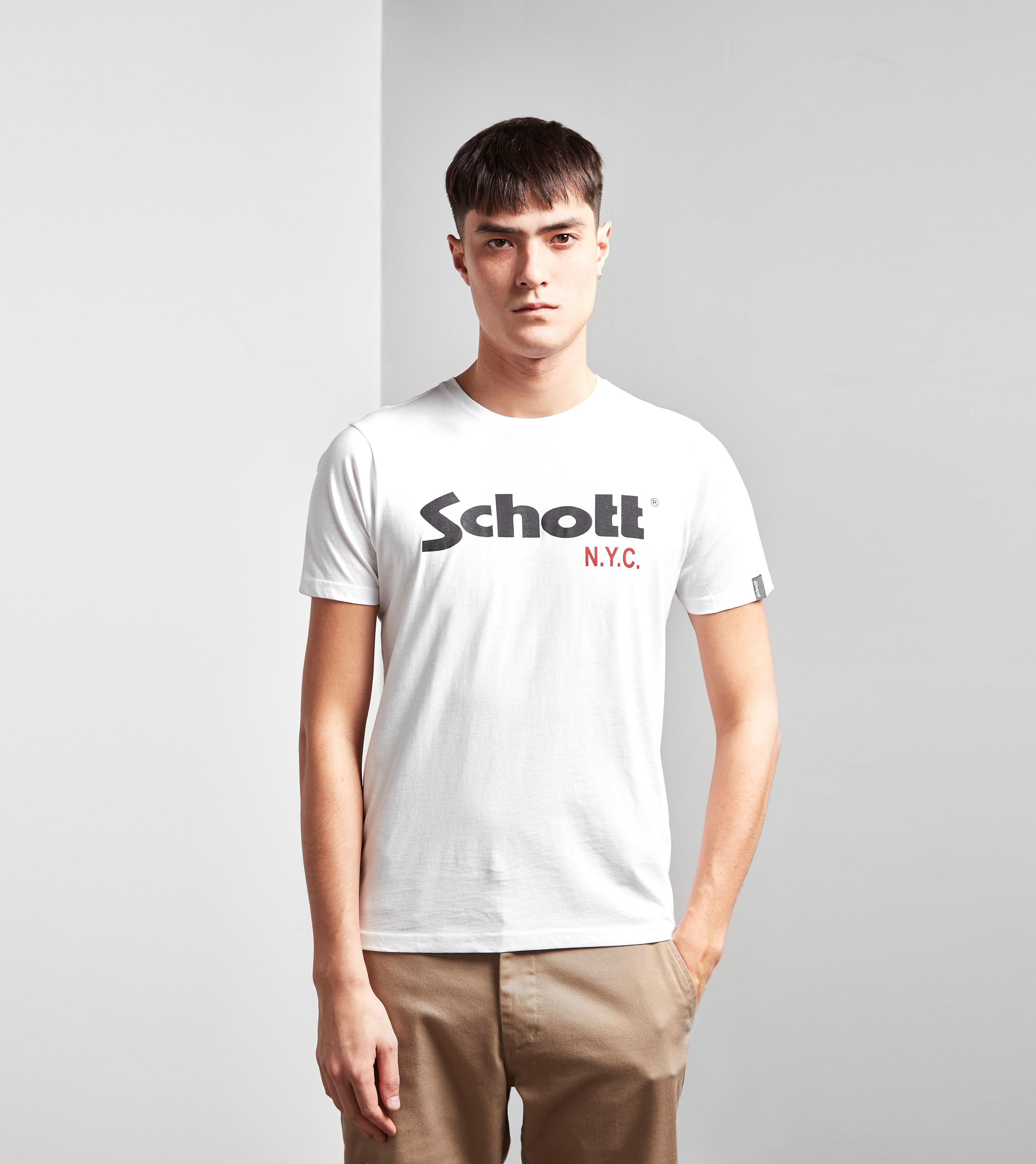 Schott Logo T-Shirt