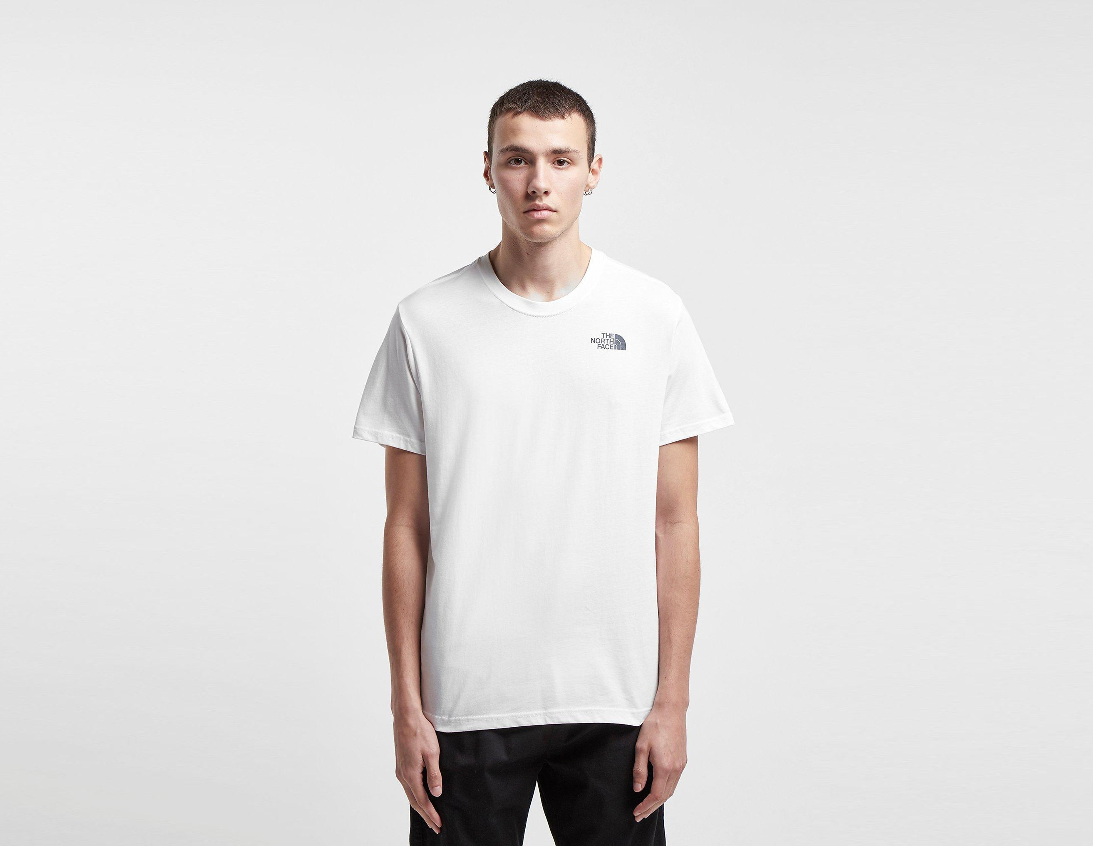 The North Face Redbox Celebration T-shirt, Wit