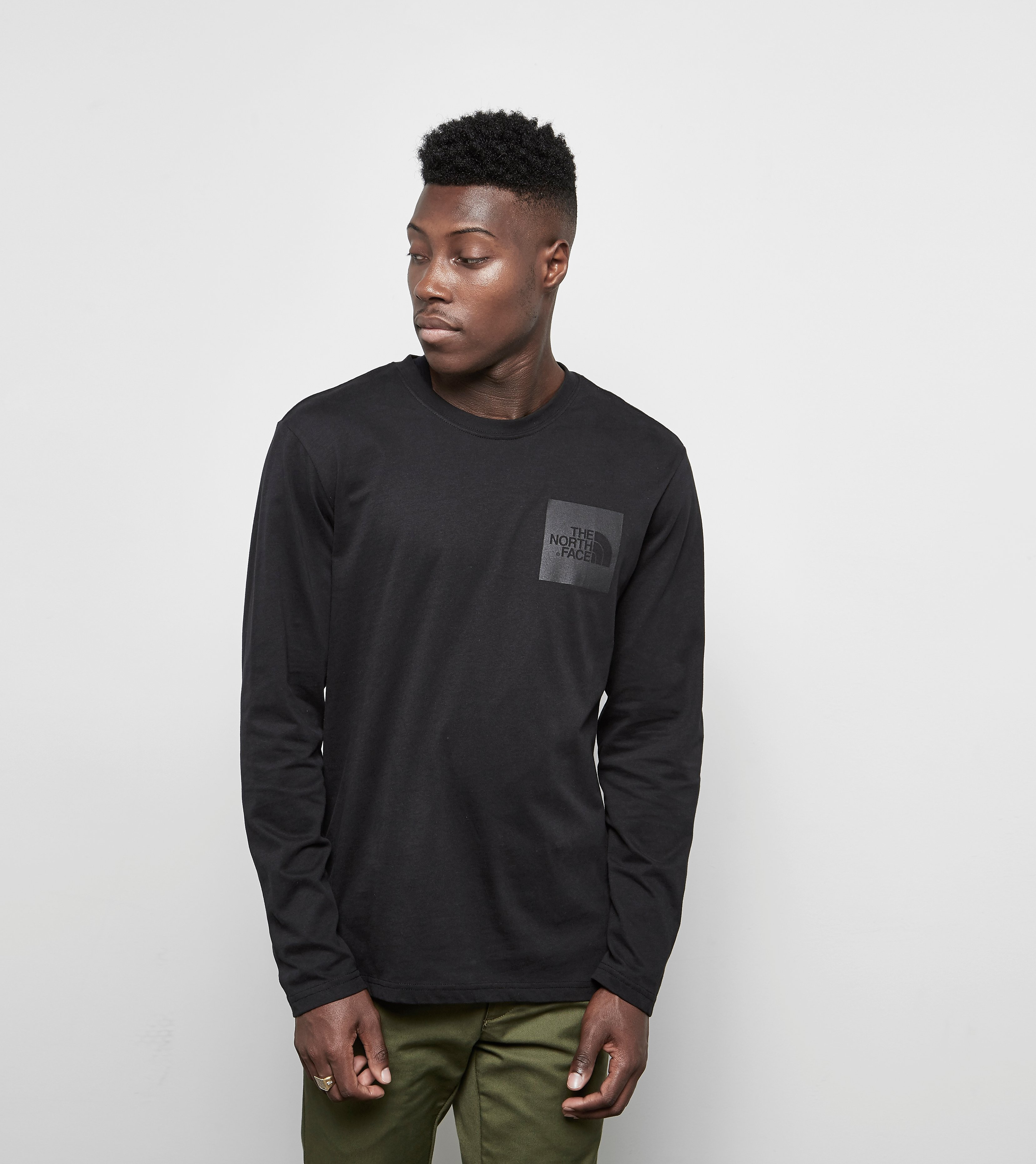 The North Face Long-Sleeved Fine T-Shirt