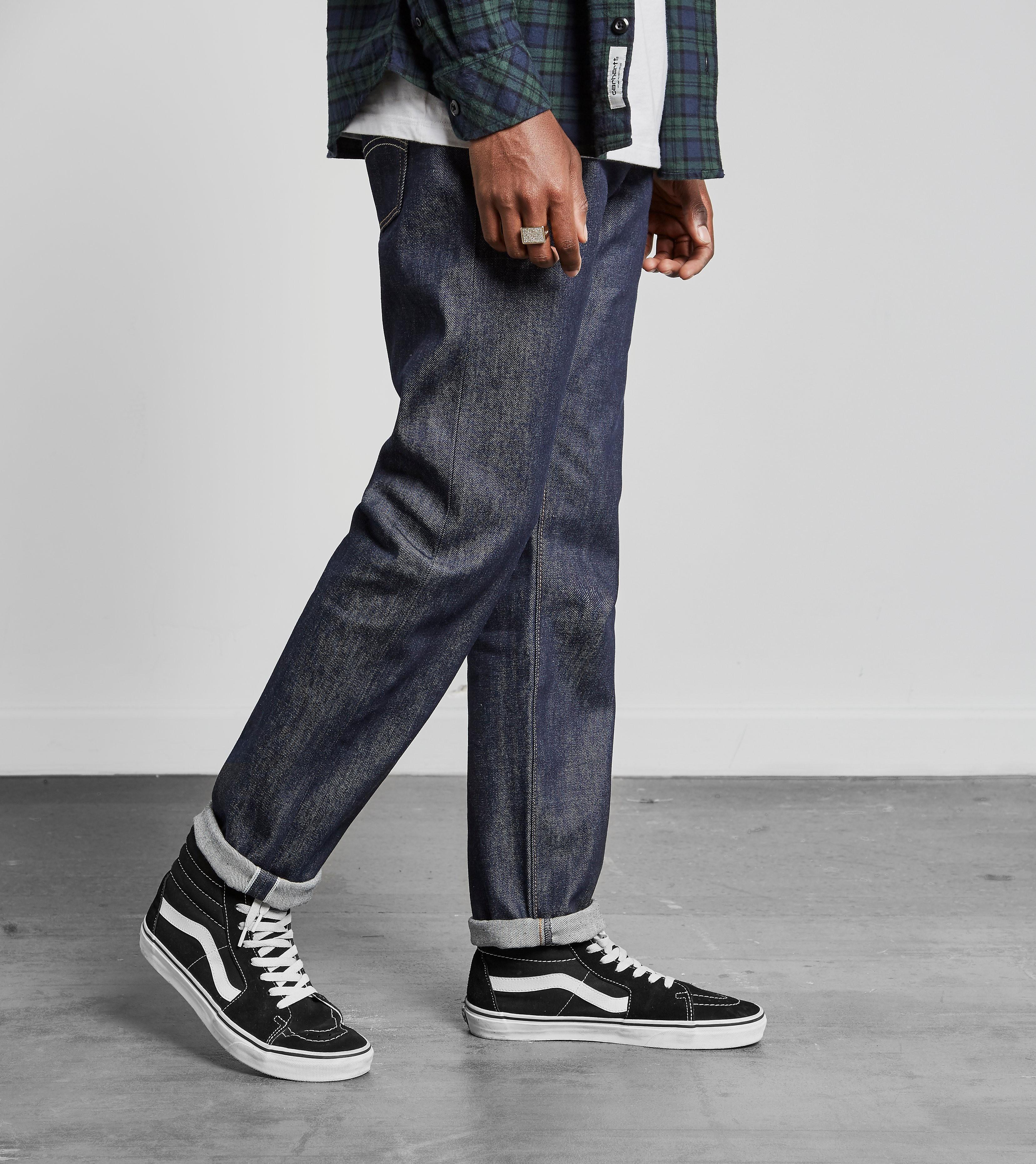 Levis 511 Rigid Selvedge Slim Fit Jeans