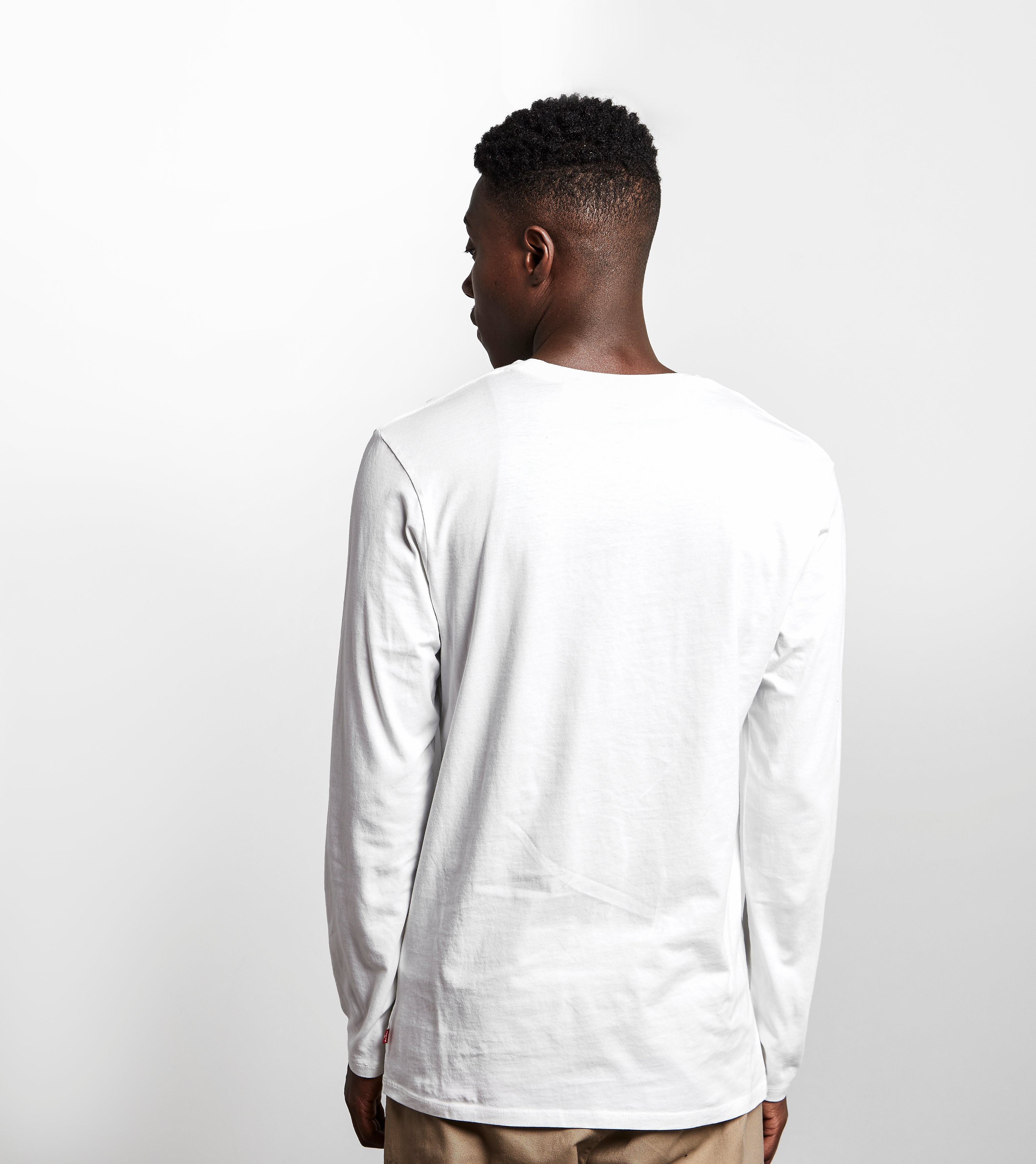 Levis Long-Sleeved Graphic T-Shirt