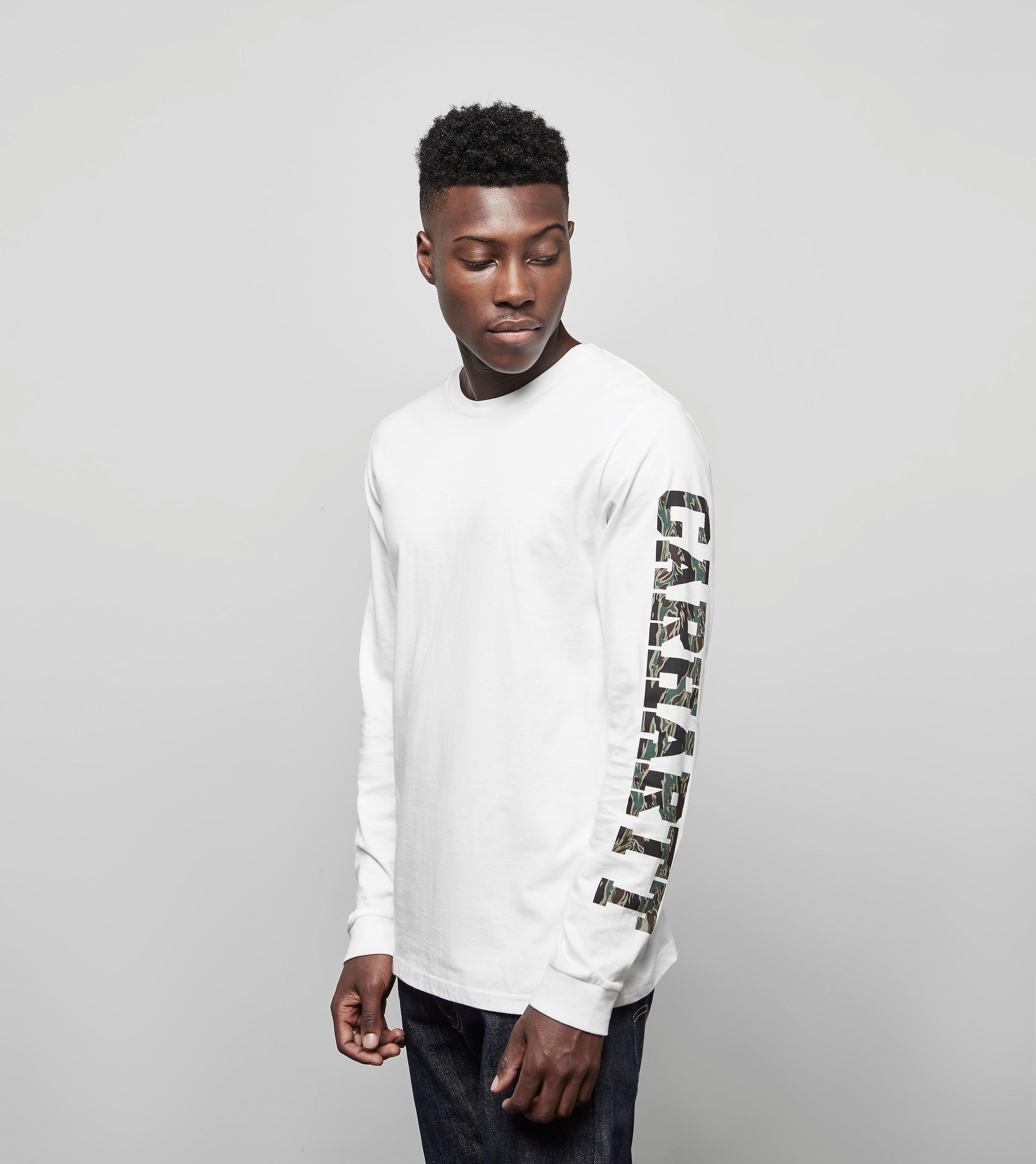 Carhartt WIP Long-Sleeved College Left T-Shirt
