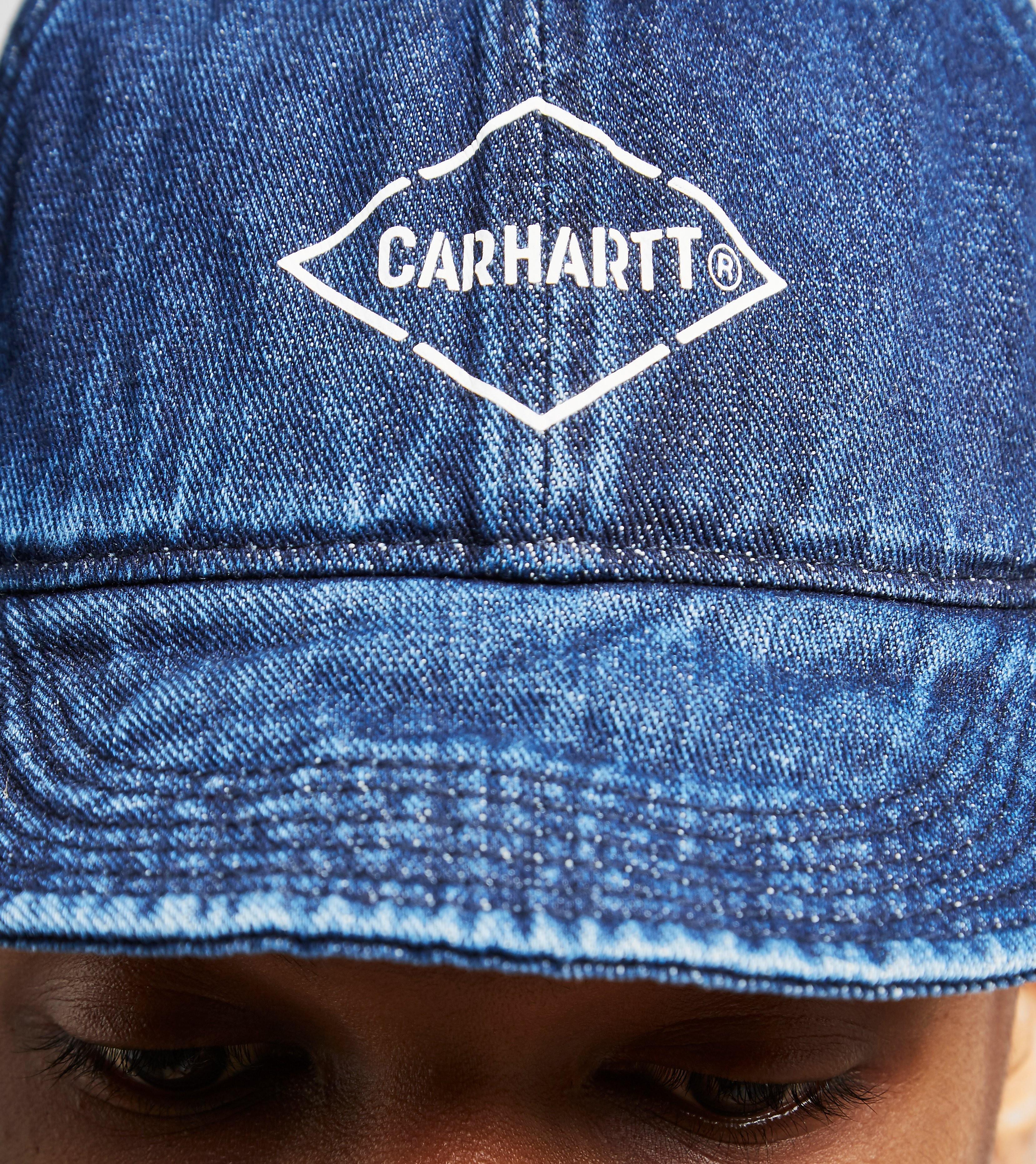 Carhartt WIP Booth 6 Panel Strapback Cap