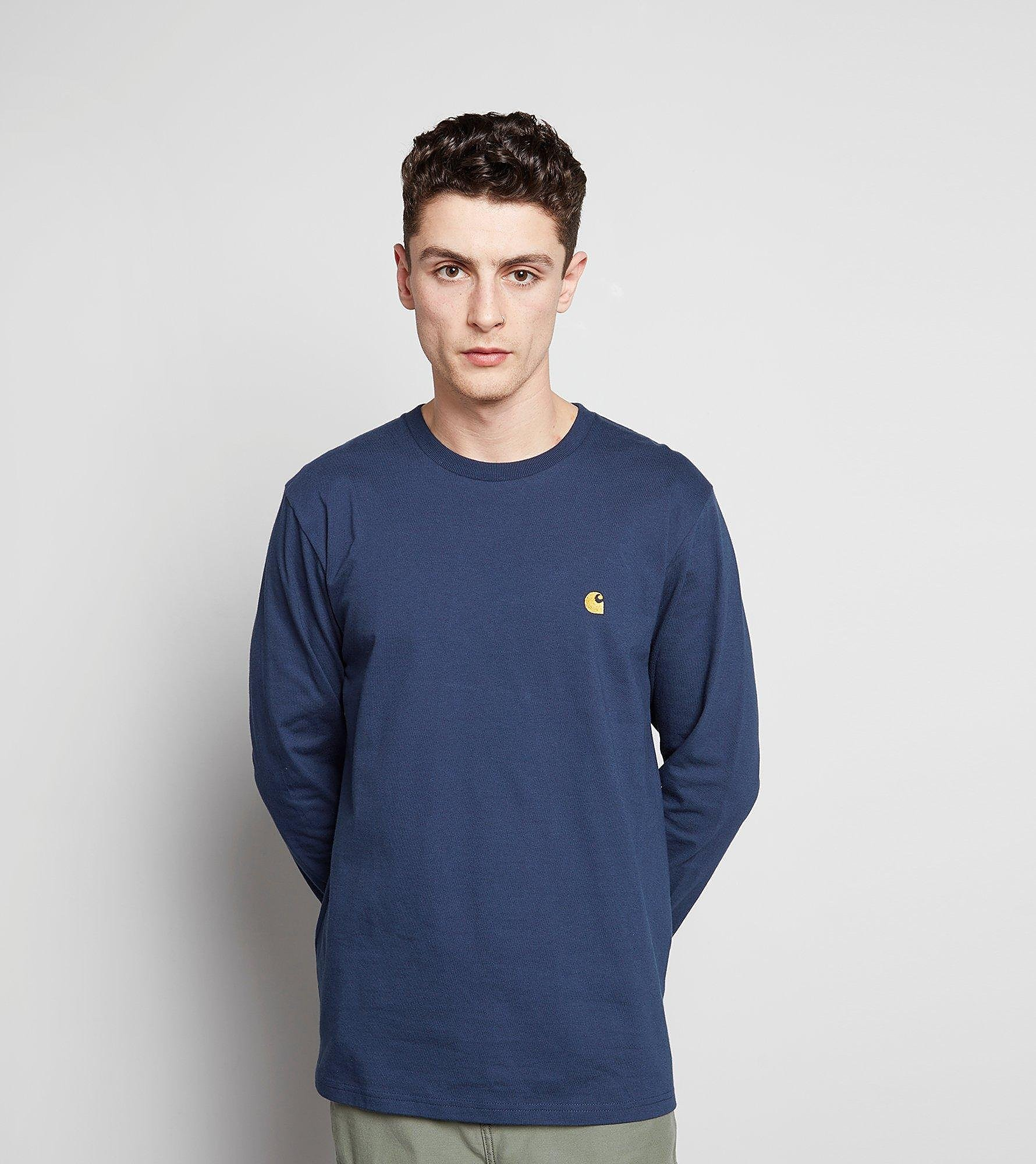 Carhartt WIP Long-Sleeved Chase T-Shirt