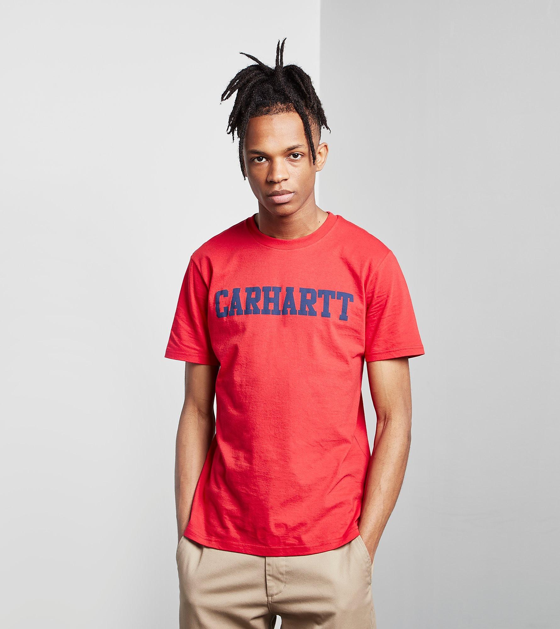 Carhartt WIP College Short Sleeve T-Shirt