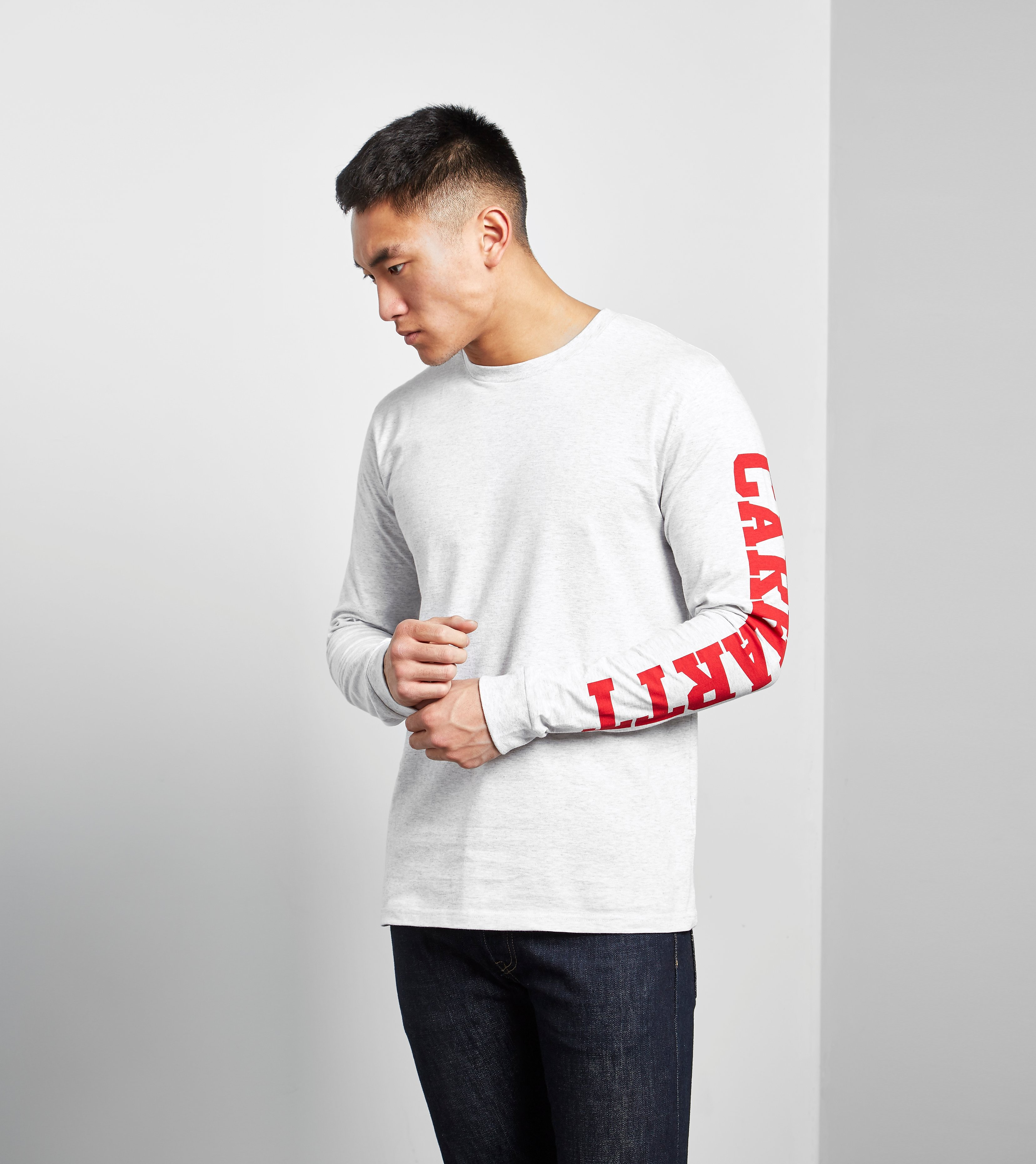 Carhartt WIP Long-Sleeved College Left T-Shirt