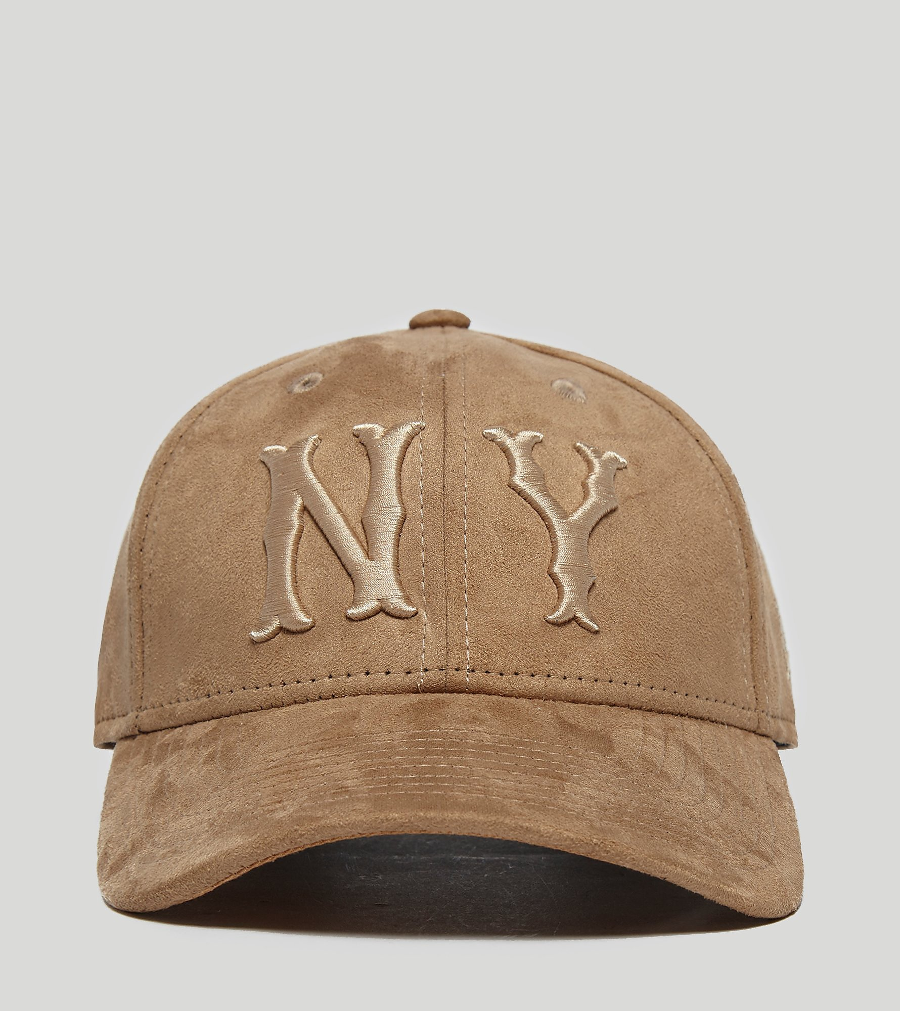 New Era 9FORTY Tone Suede Cap - size? Exclusive